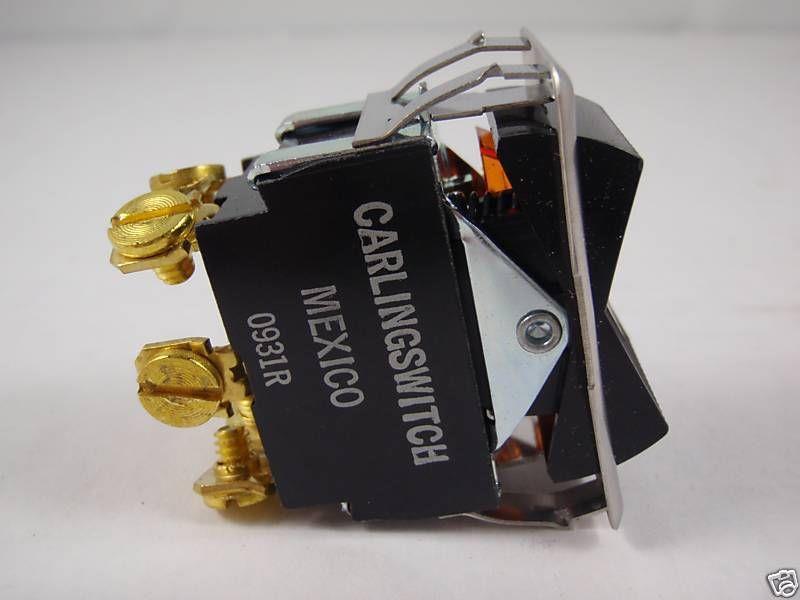 Onan 308 0341 Rv Generator Start On Off Lighted Rocker
