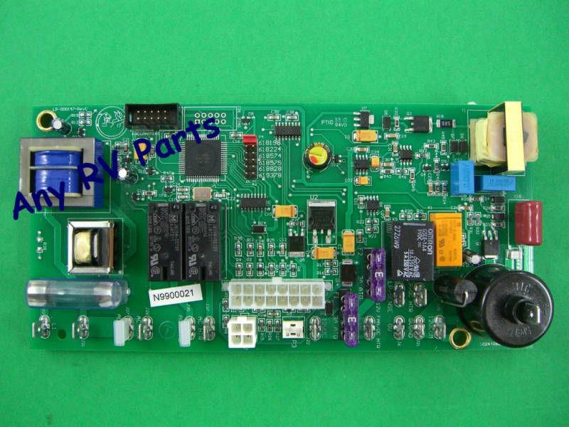 Dinosaur N991 Norcold Refrigerator Pc Board Replaces
