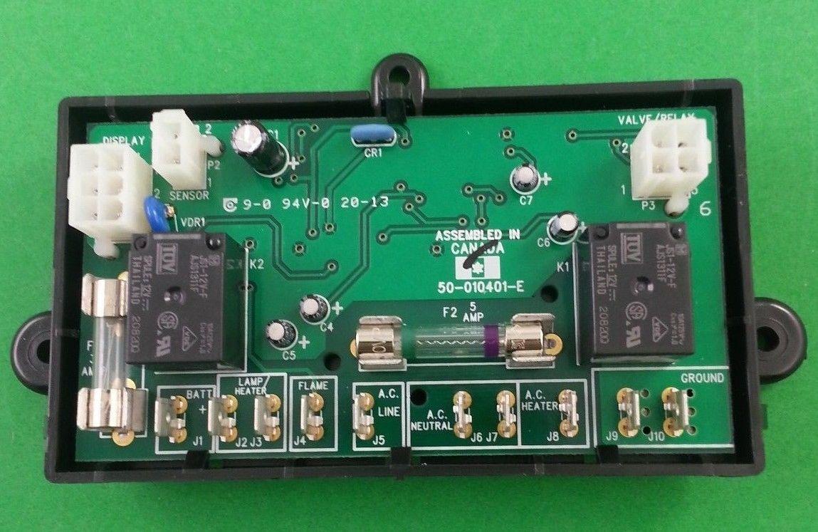 Dometic 3308742000 Rv Refrigerator Control Board 3 Way Ebay