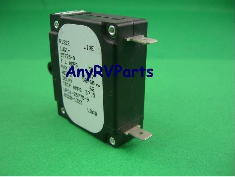 onan 320 1323 rv generator 30 amp cb flip circuit breaker. Black Bedroom Furniture Sets. Home Design Ideas