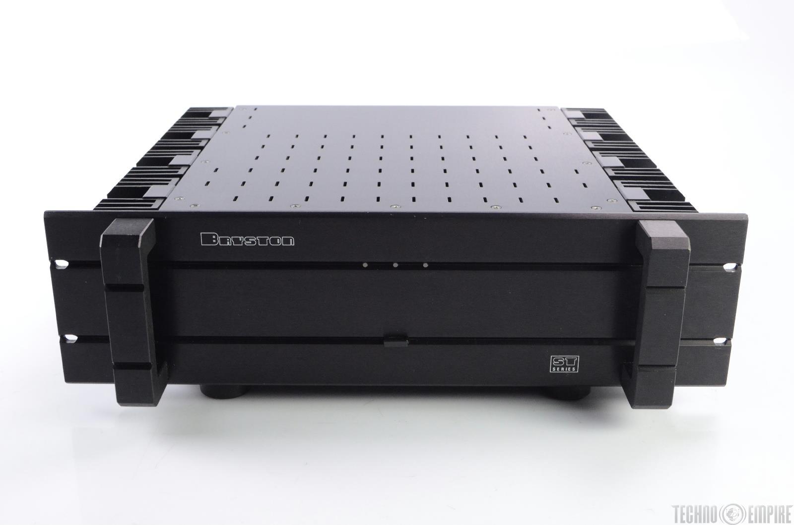 BRYSTON 5B-ST 3-Channel 3x120w Power Amplifier Amp #20266 | eBay