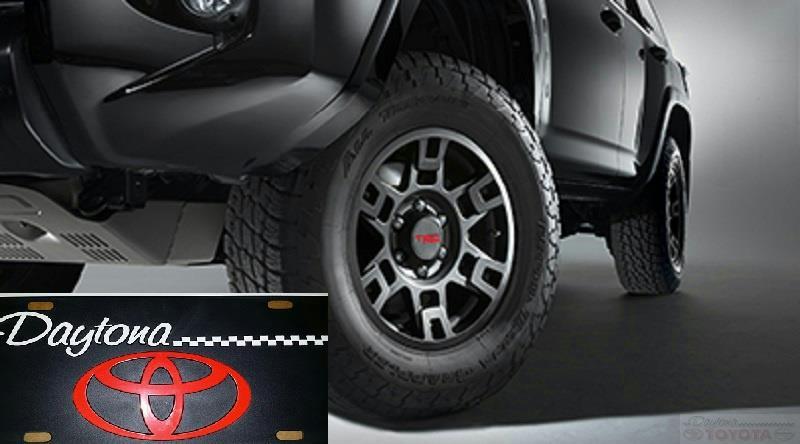 Oem Toyota Tacoma Matte Black Wheels Fits 2016 2020 Ebay