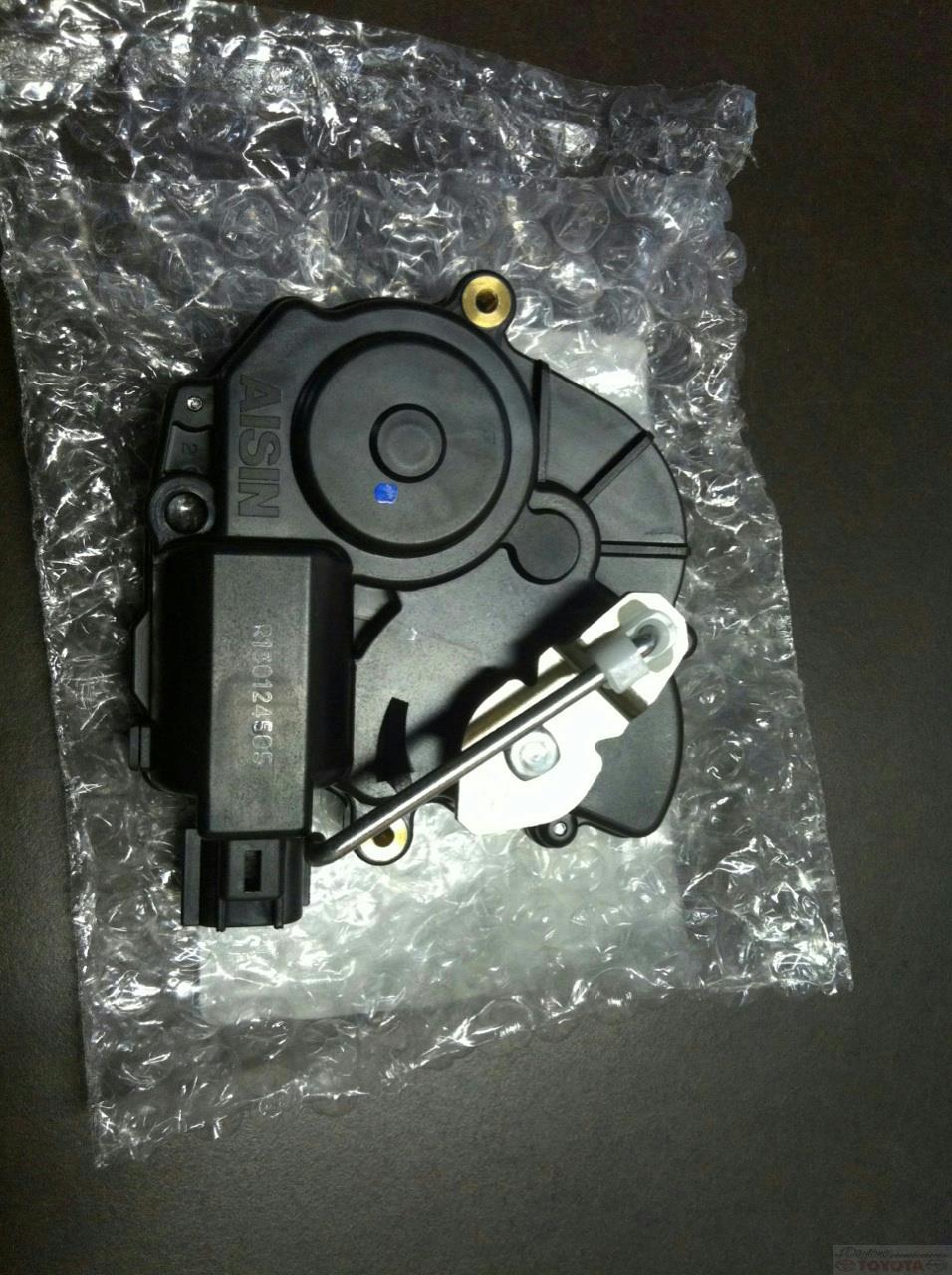 Oem 2007 2010 Toyota Sienna Sliding Door Motor Assembly 85620 08061 Ebay