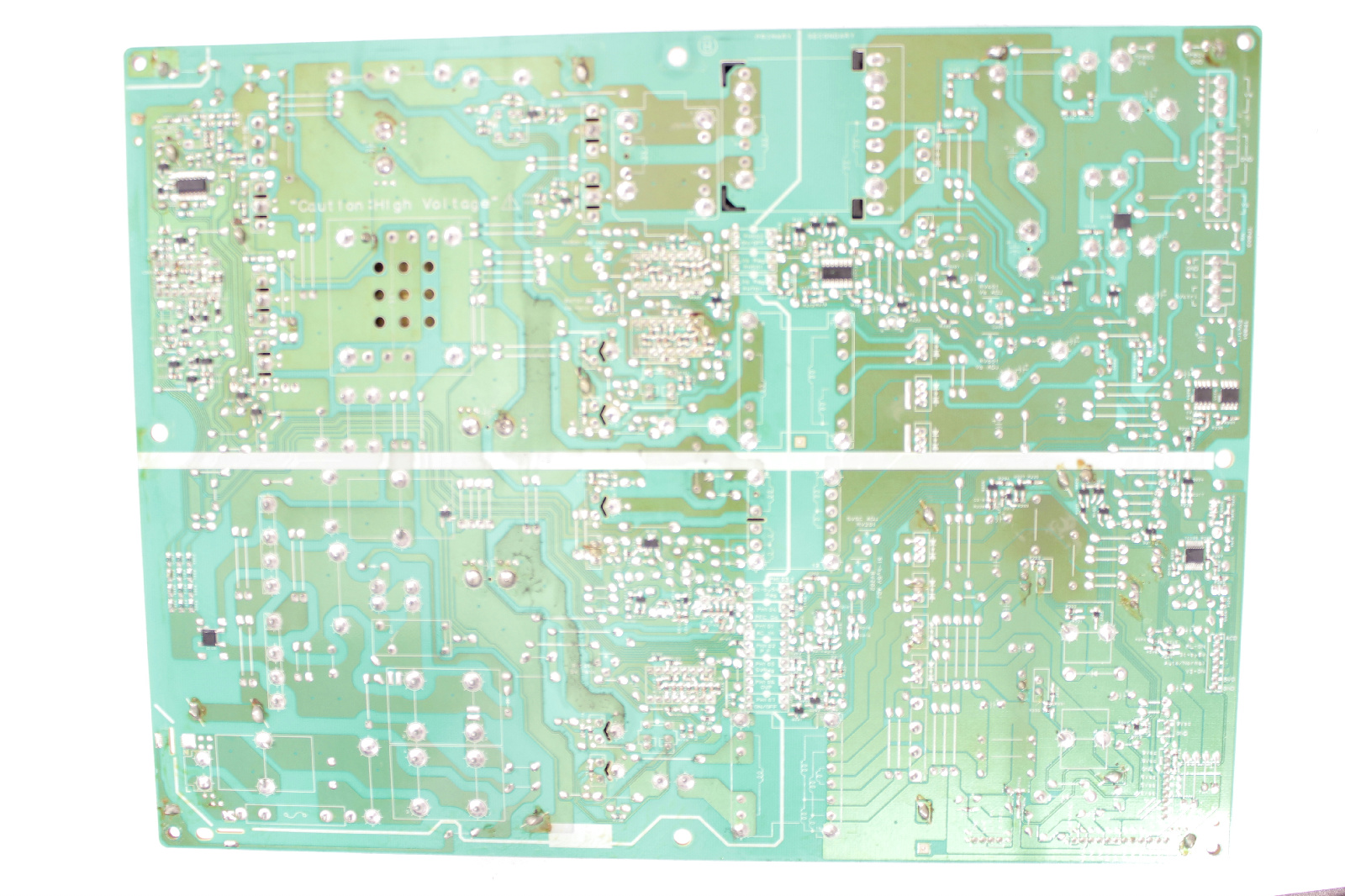 Toshiba 50hp66 Schematic Diagram 50hm66 52hm95 Wiring Diagrams Television Power Supply 3501q00200a Tvparts At Tvpartsinstock On