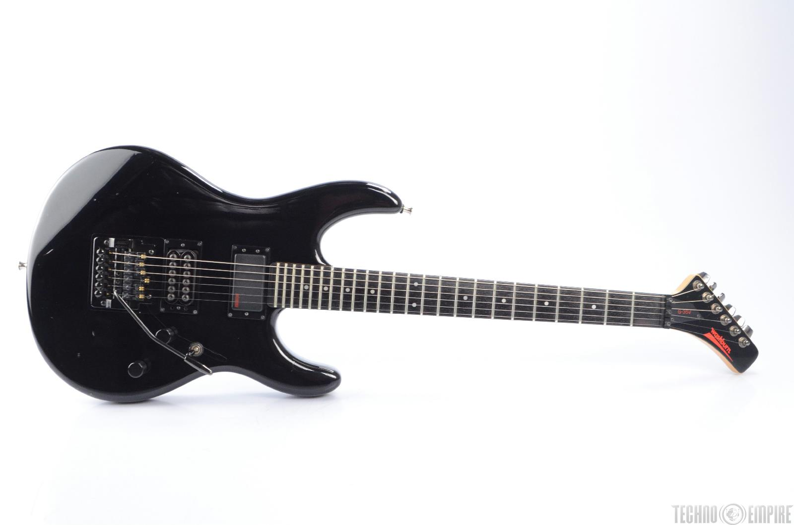 1984 Washburn G-35V Panther Electric Guitar Owned by Bob Kulick Meat Loaf #20512