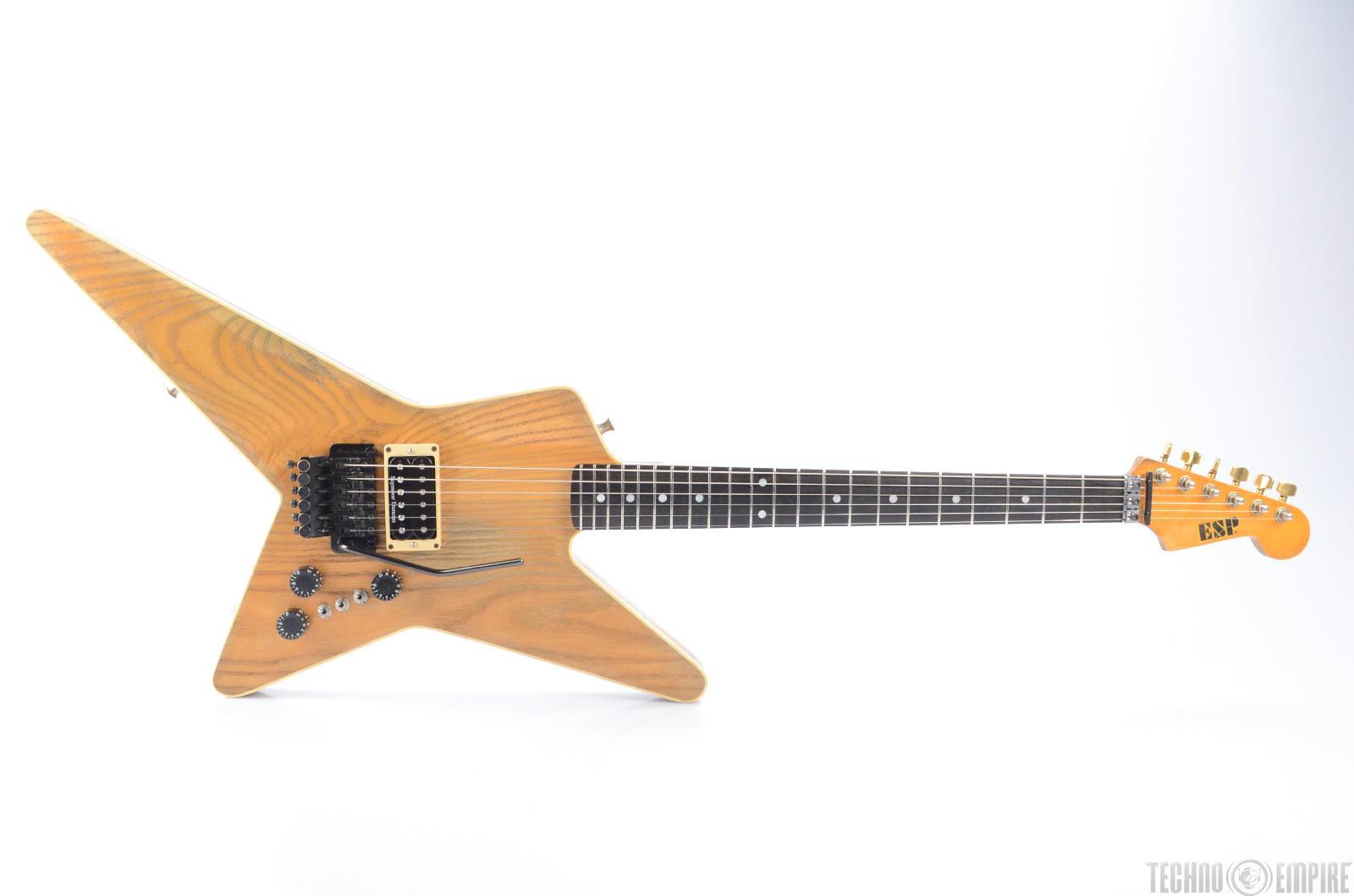 1981 Custom ESP / DIMARZIO Electric Guitar BOB KULICK KISS MEAT LOAF #20509