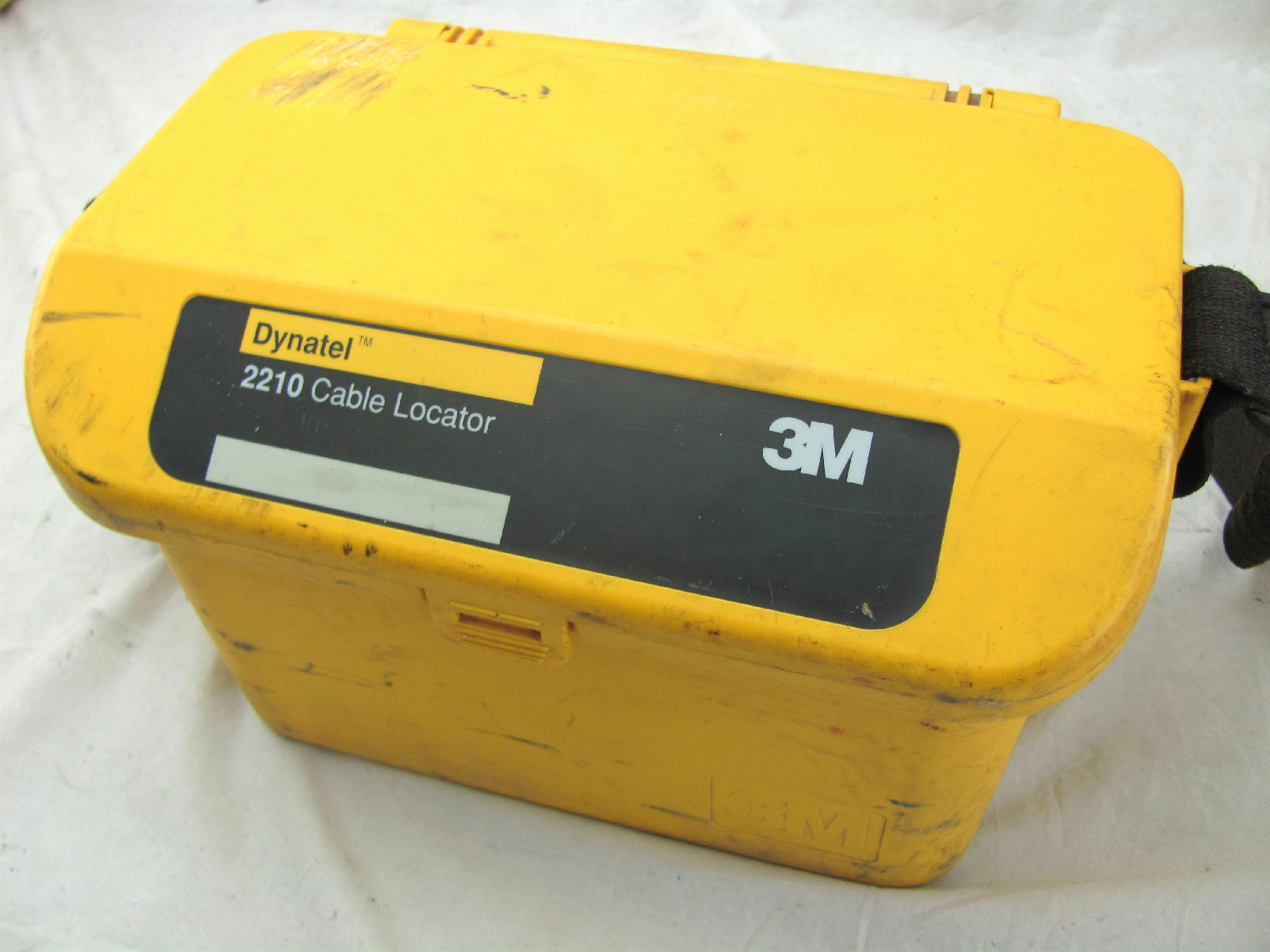 3m Cable Fault Locator : M dynatel cable pipe fault locator transmitter