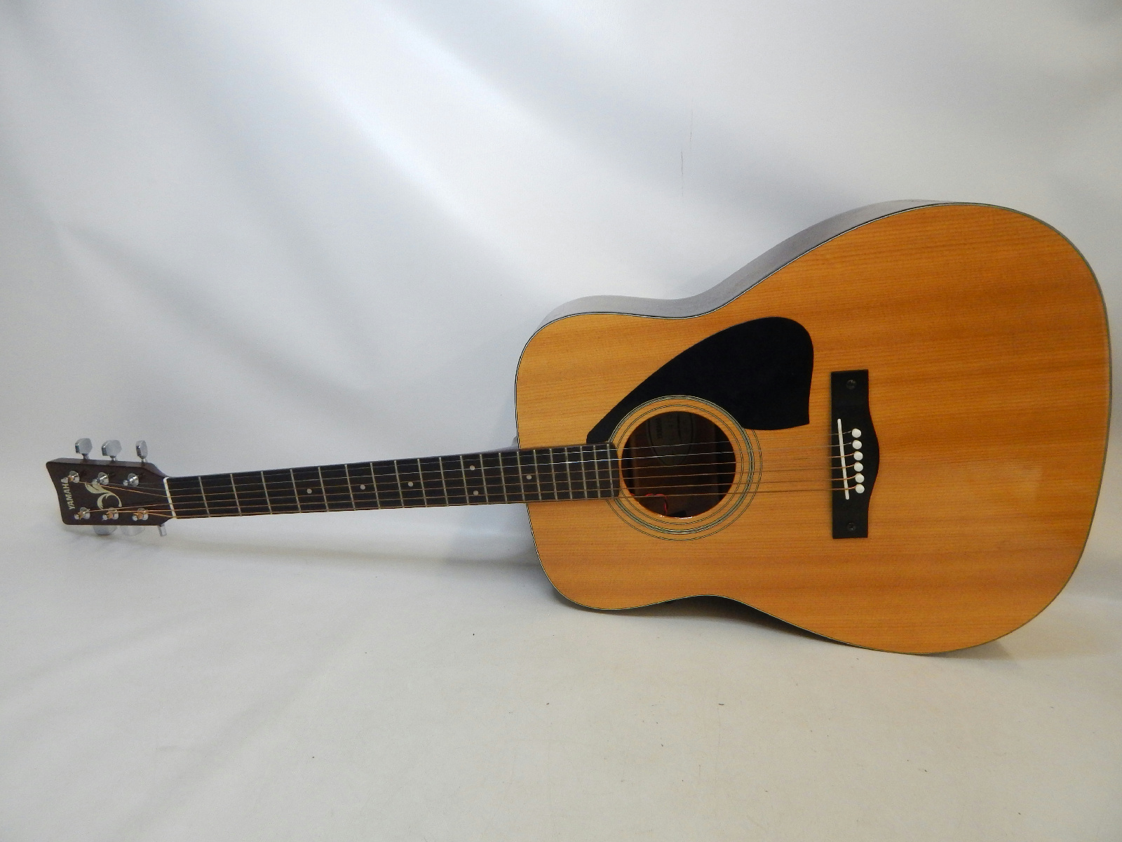 Yamaha fg 410e acoustic electric guitar for Yamaha acoustic guitar ebay