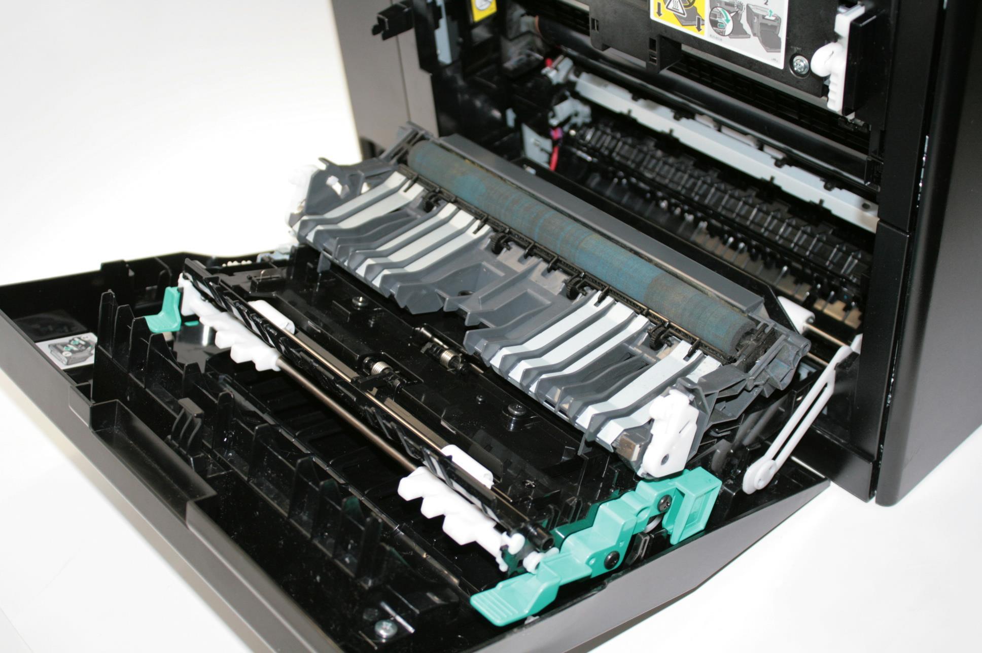 hp laserjet pro 400 color m451dn 110v as is printer. Black Bedroom Furniture Sets. Home Design Ideas