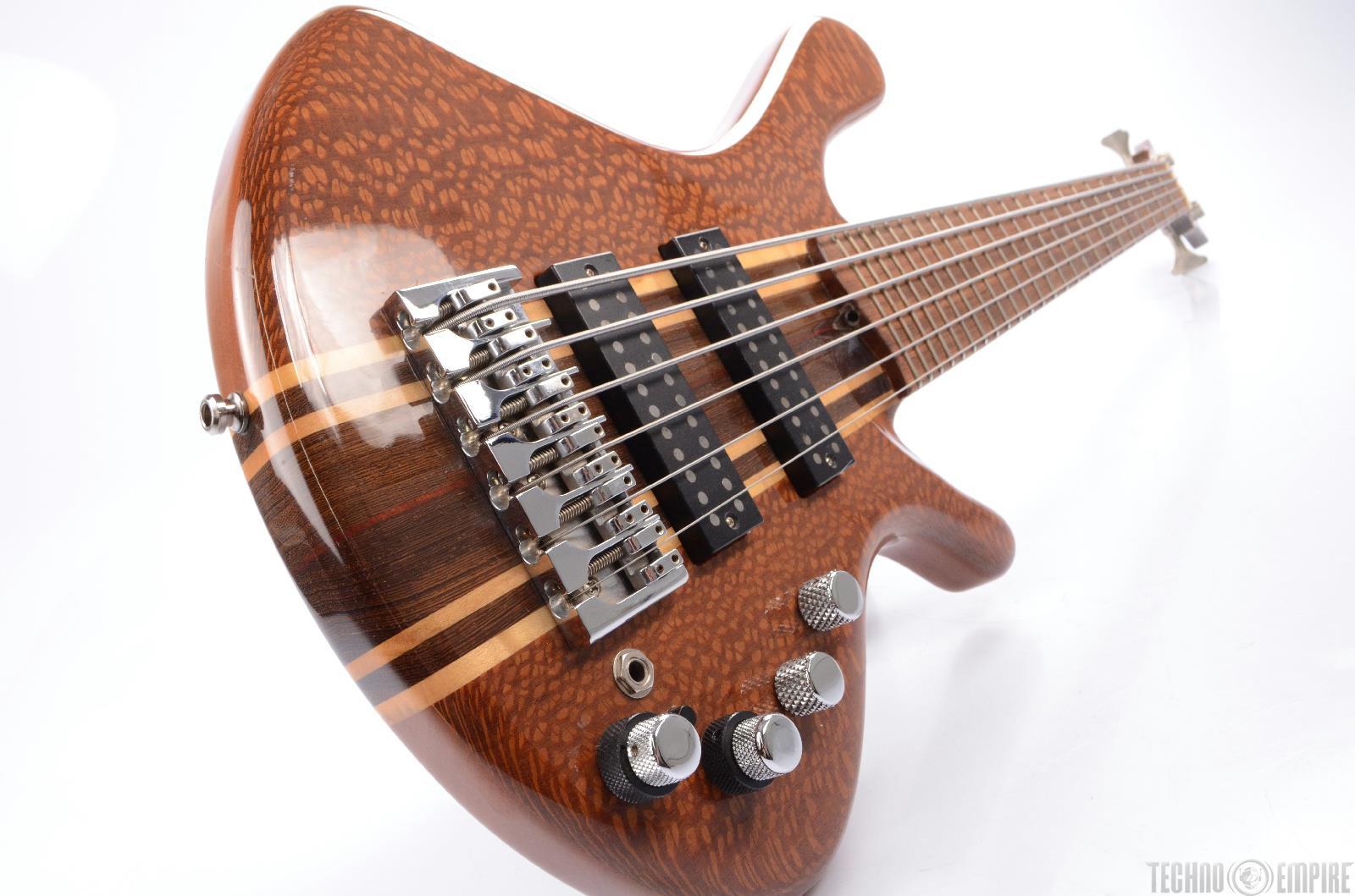 fender custom shop tye zamora oar 6 string bass guitar alien ant farm 21142 ebay. Black Bedroom Furniture Sets. Home Design Ideas