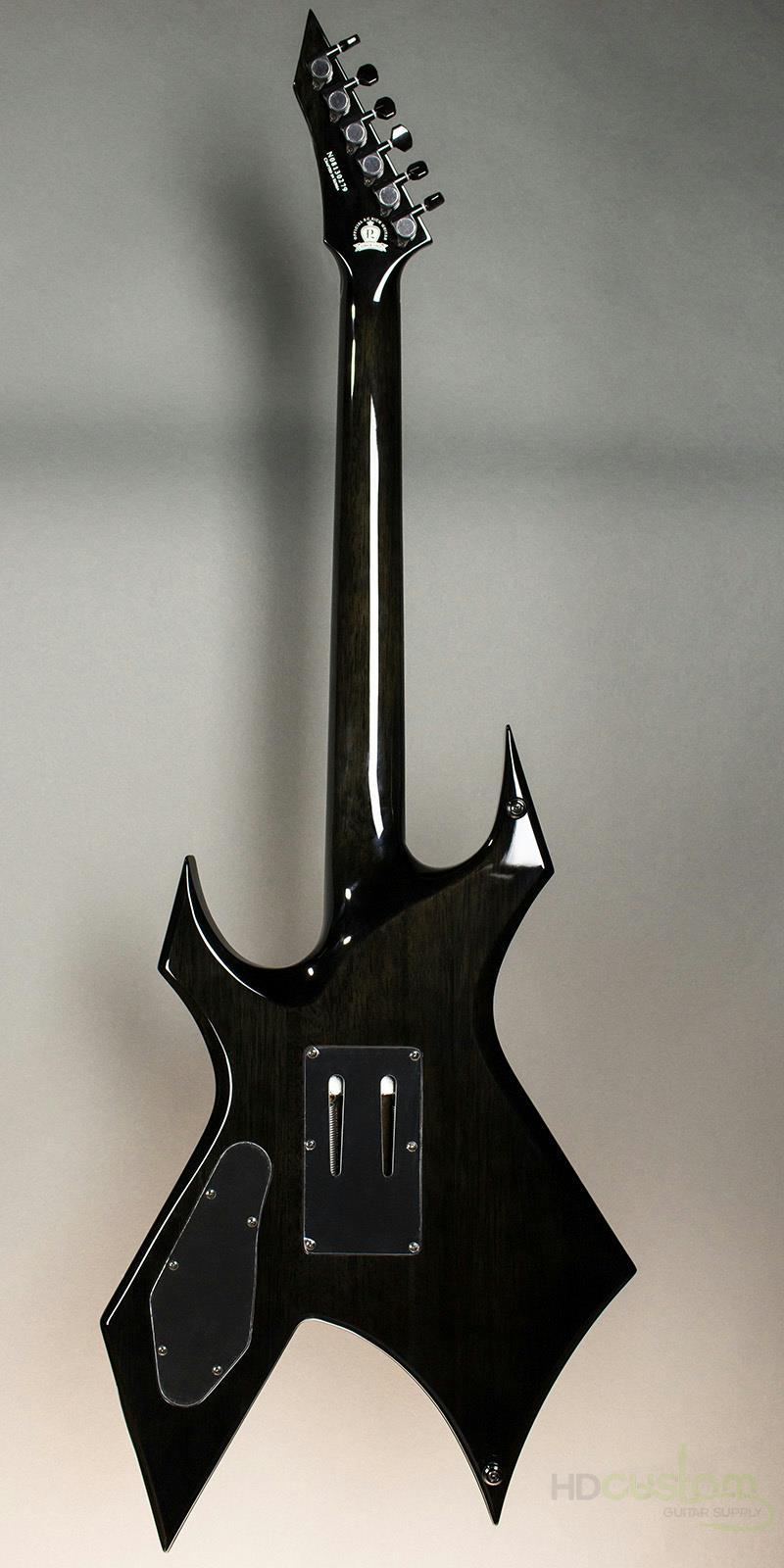 Wiring Diagram For Bc Rich Guitar Bronze - Wiring Diagram •