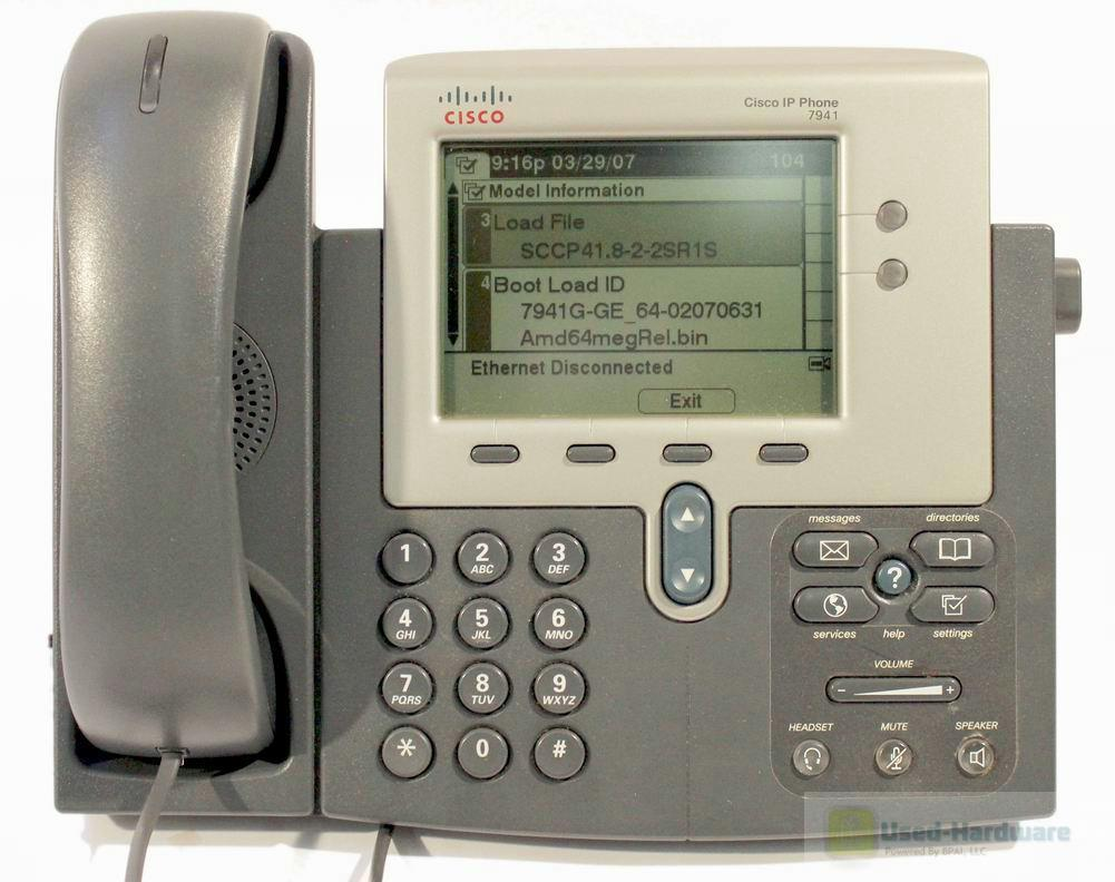 Cisco 7961G-GE IP Phone SCCP Driver for Windows