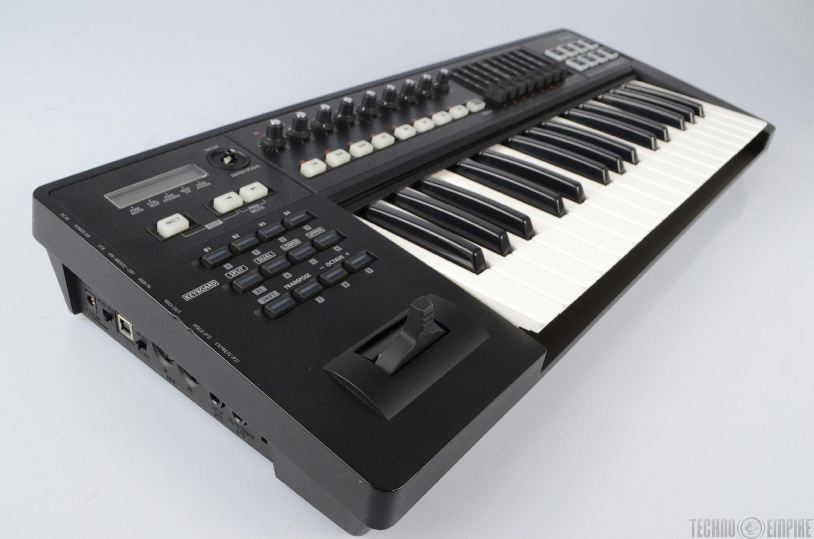 how to connect roland rd700 as midi usb