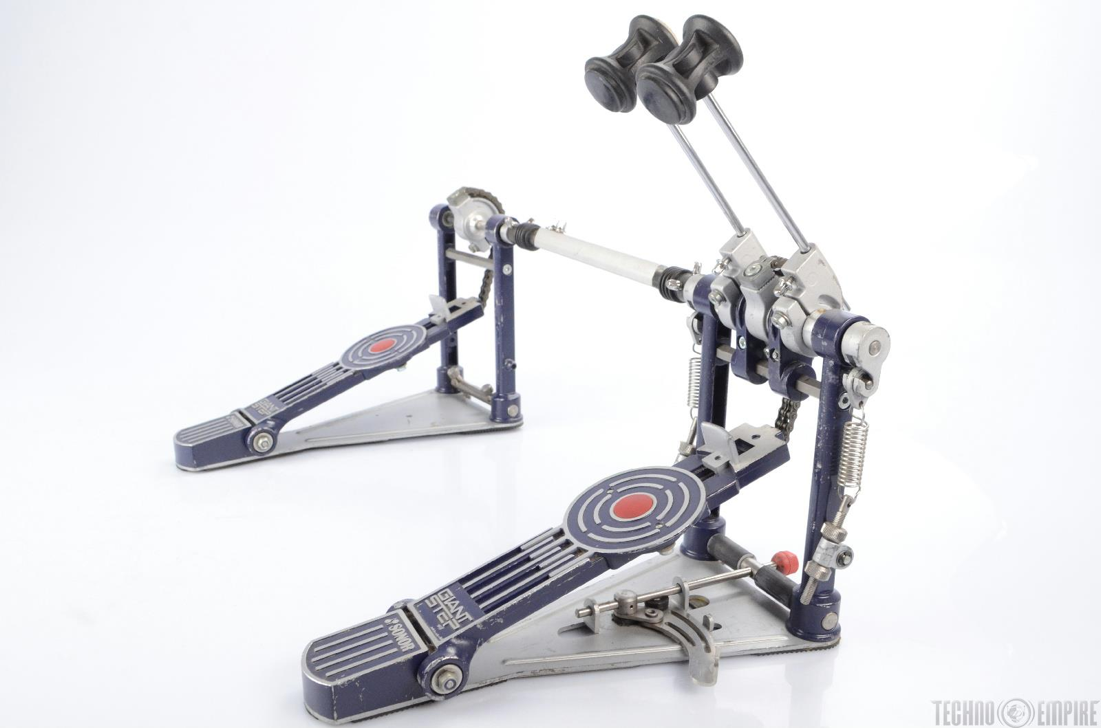Sonor Giant Step Double Kick Drum Pedal W Docking Station