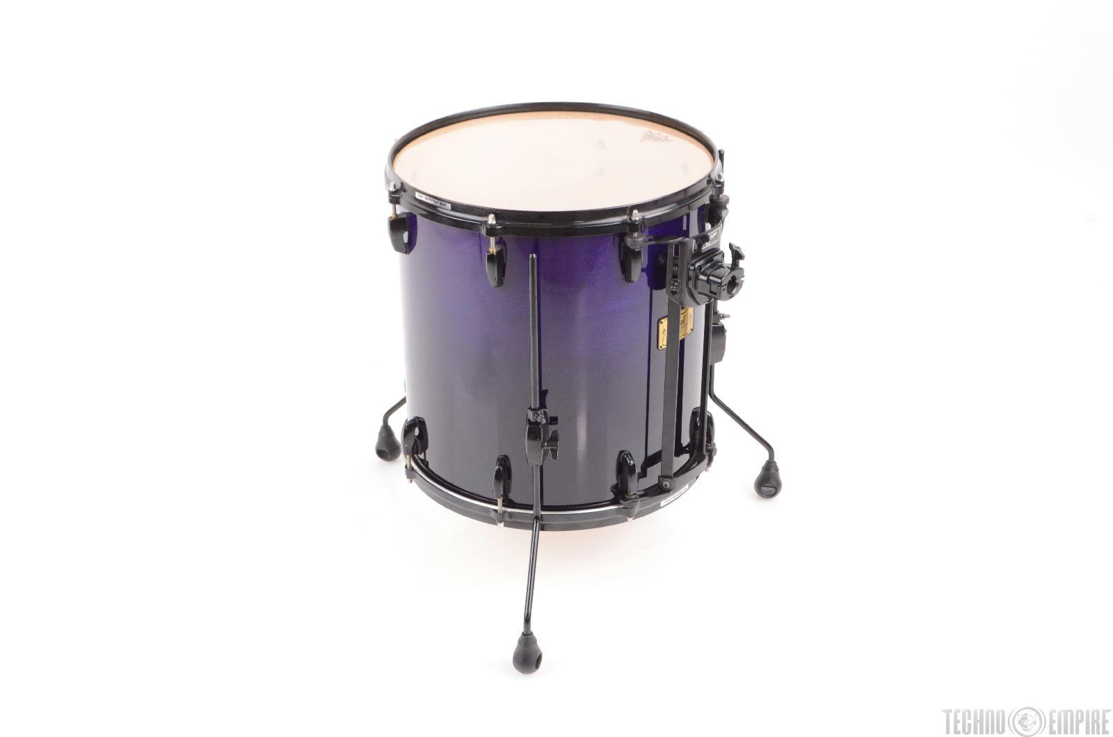 Pearl masters custom 16 x 16 extra maple floor tom drum for 16 x 16 floor tom