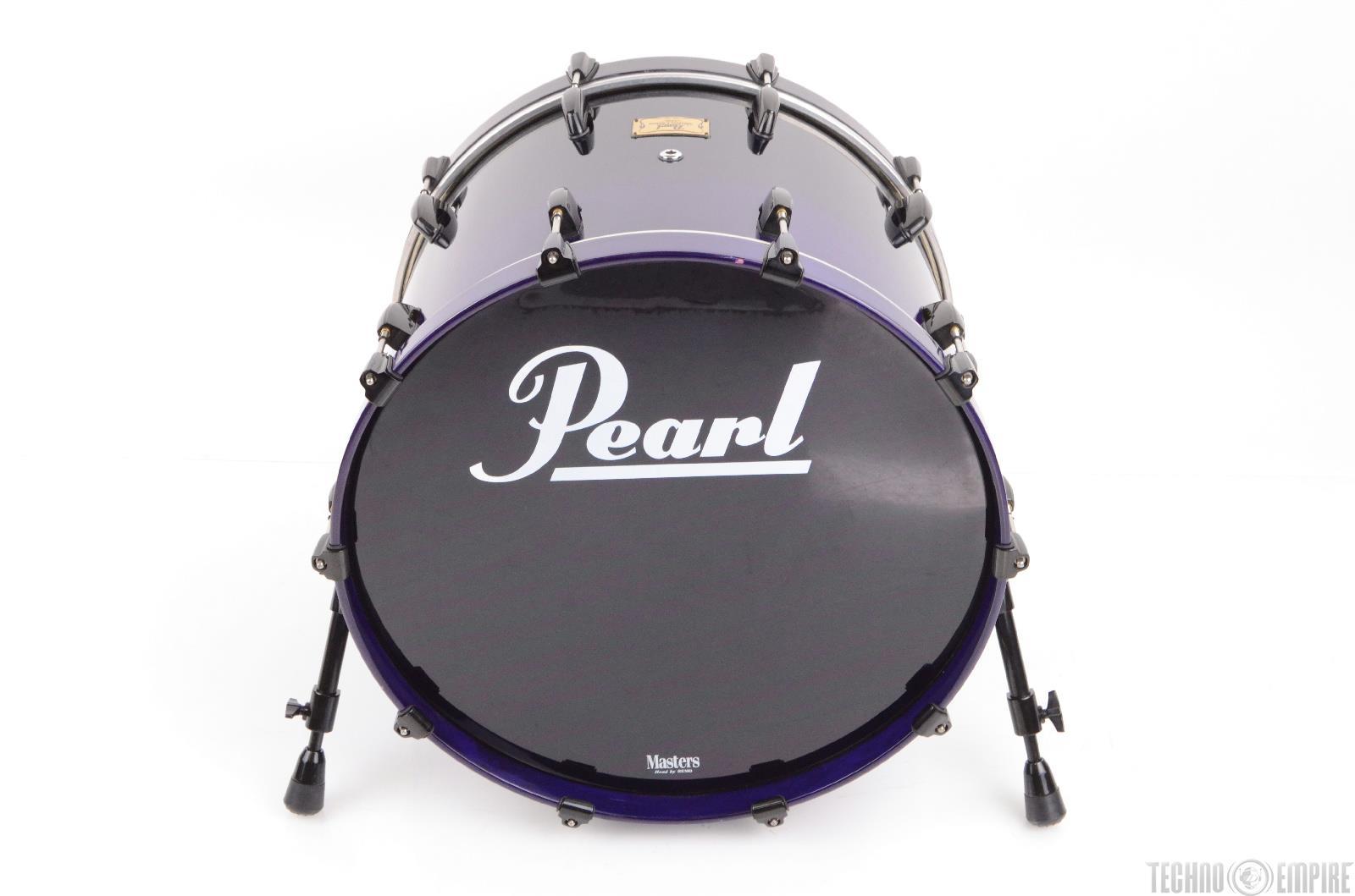 pearl masters custom 16 x 22 extra maple kick bass drum virgil donati 21390 ebay. Black Bedroom Furniture Sets. Home Design Ideas