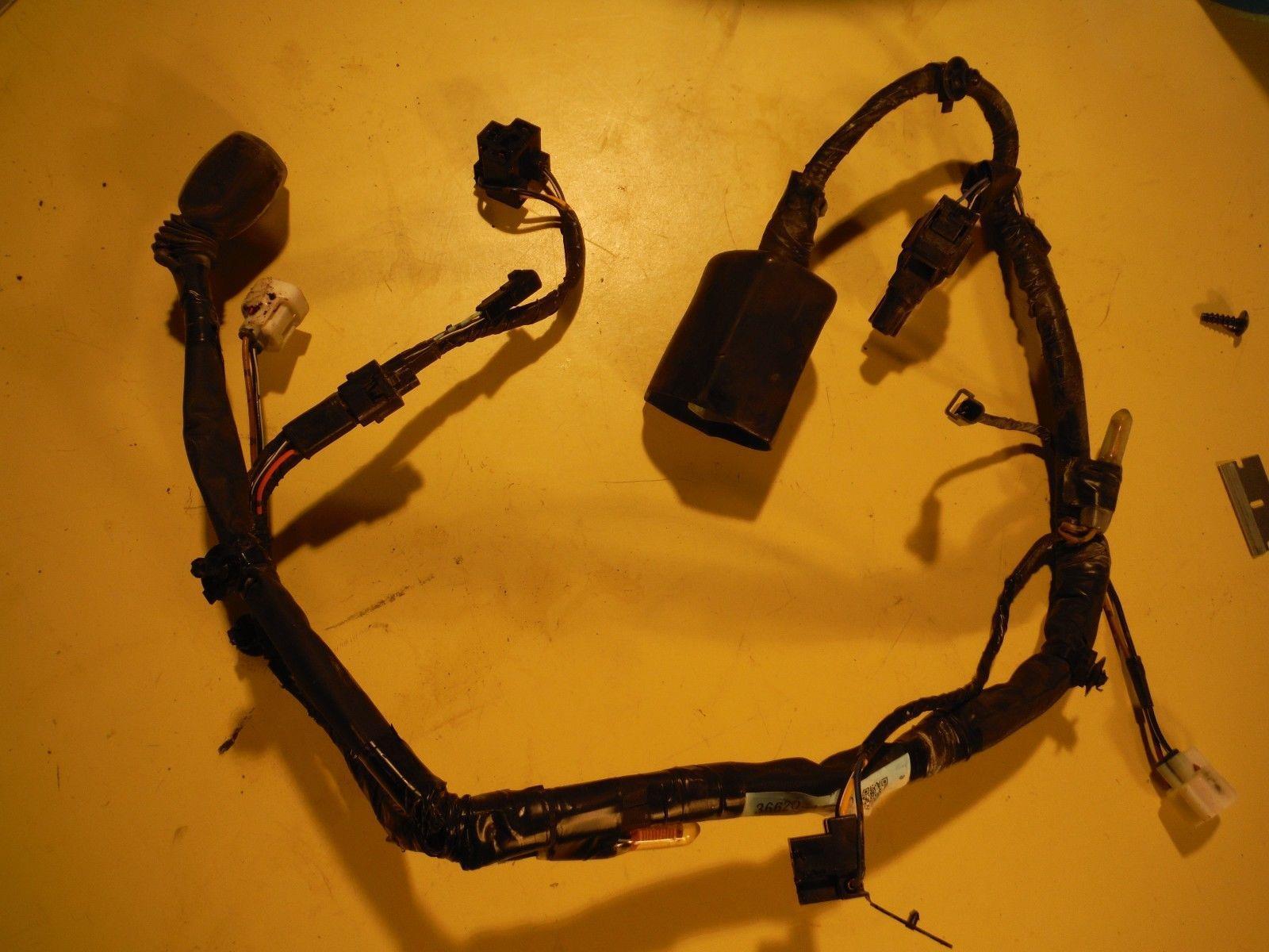 12 Suzuki DL650 V-Strom Headlight Headlamp Wiring Harness 36620 ...