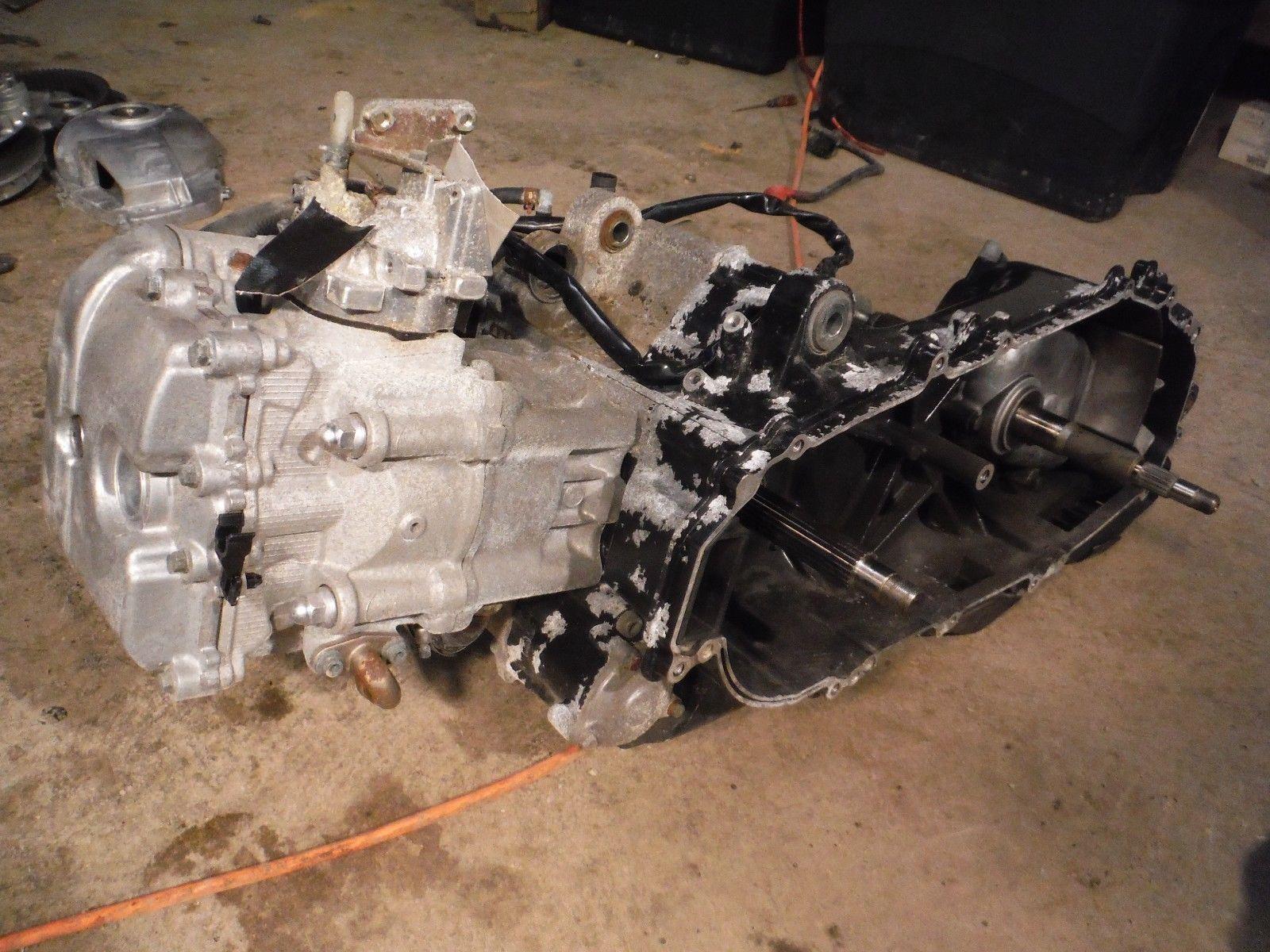 07 Yamaha Yp400 Majesty Engine 5 125 Miles Ran Great Ebay