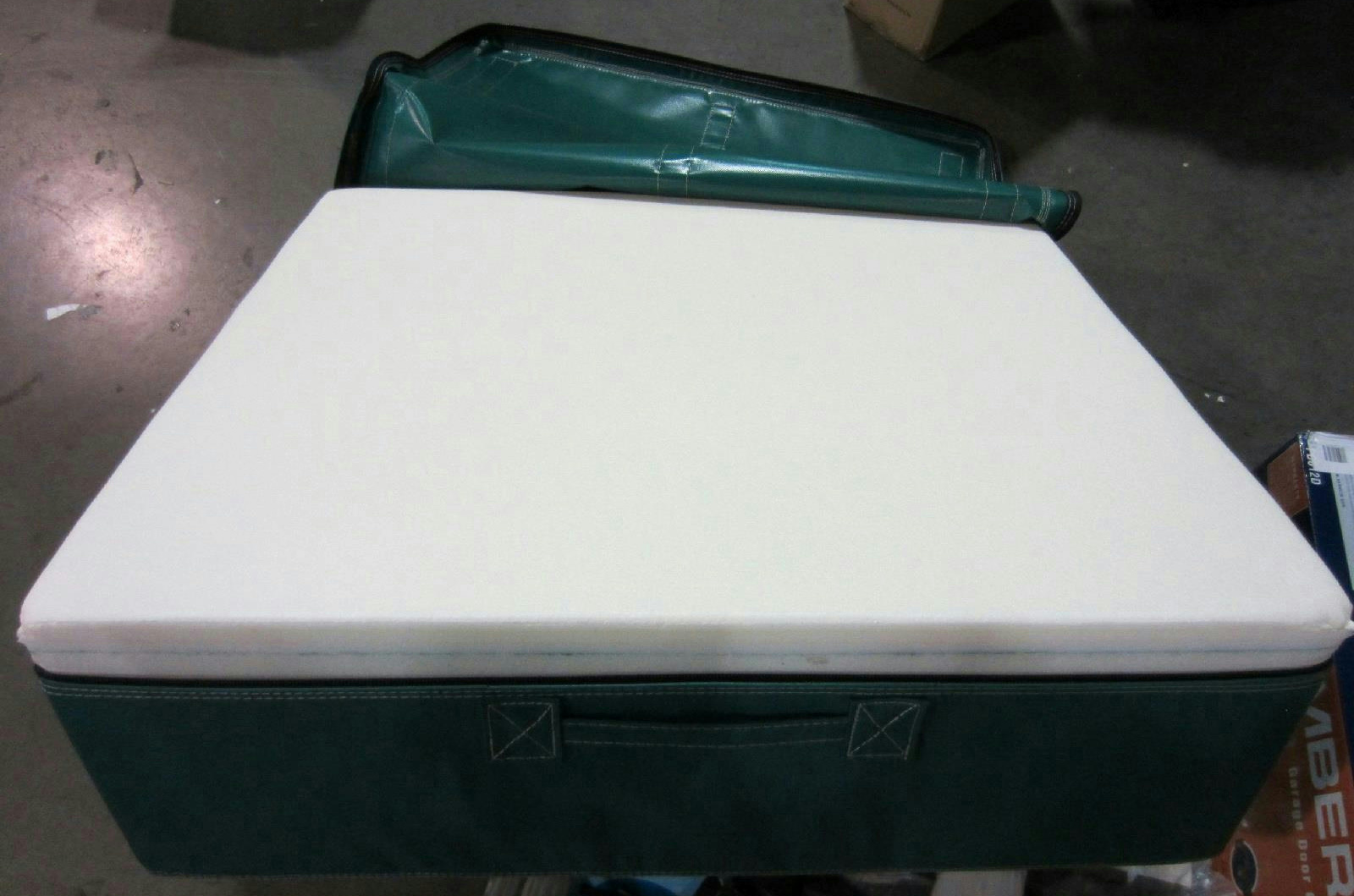 Ucs 36 39 39 x 12 39 39 x 30 39 39 plyo box green ebay for Plyo box template