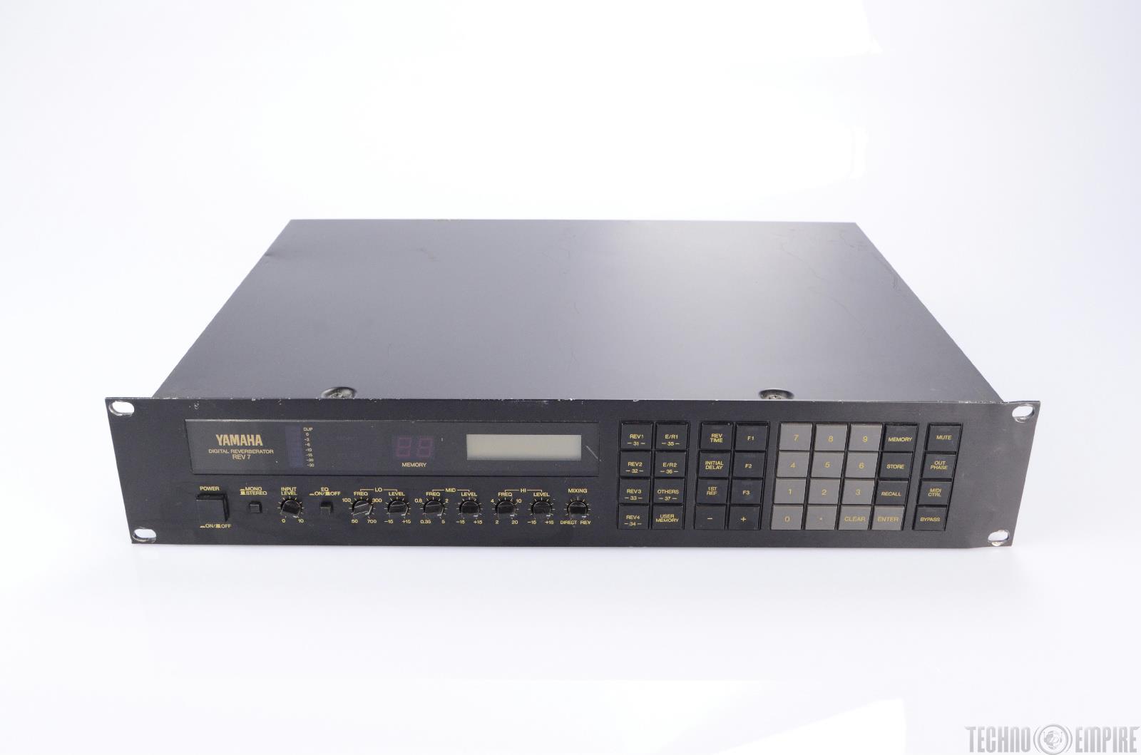 Yamaha Digital Reverberator Rev