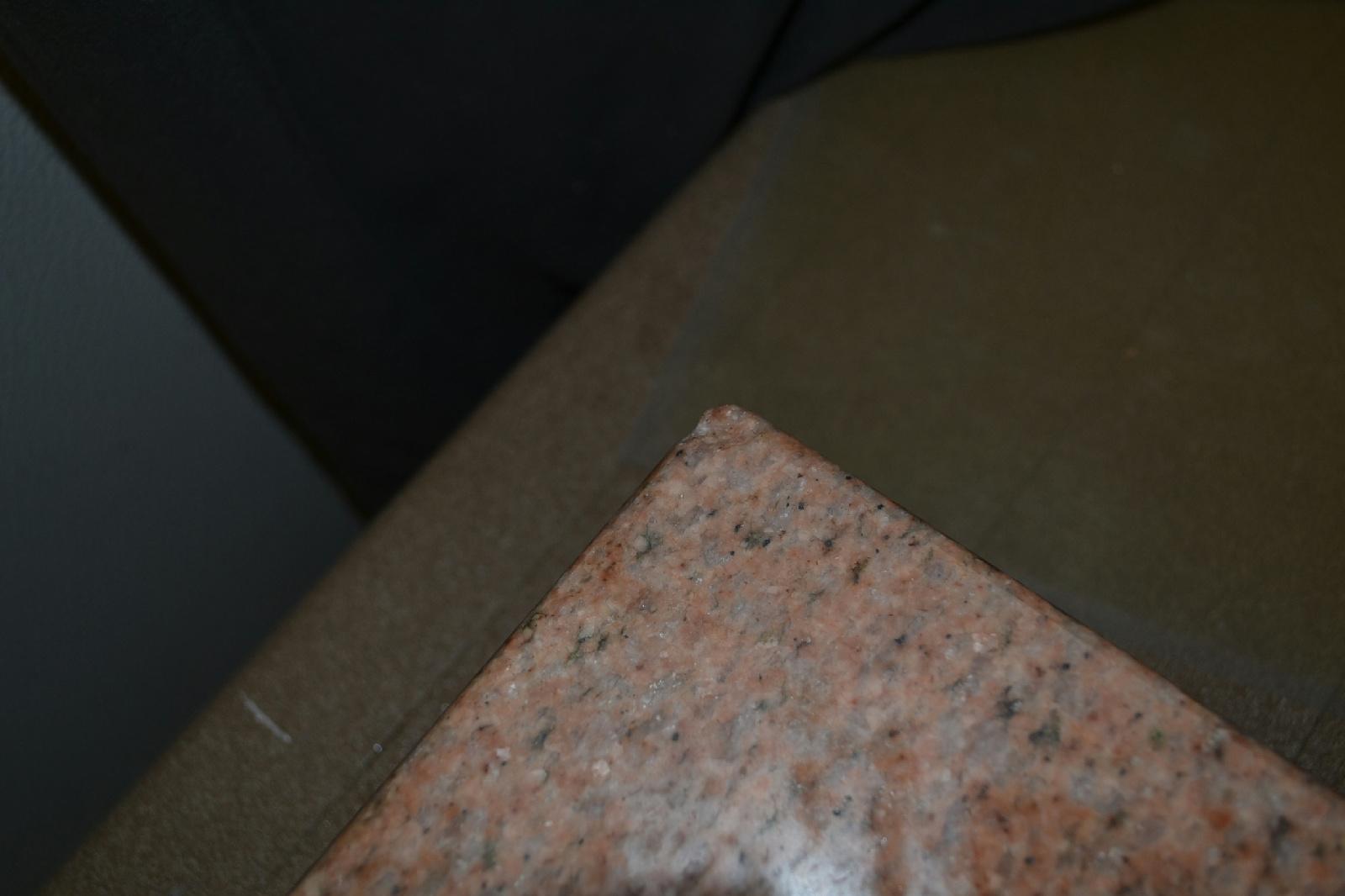 Starrett Crystal Pink Granite Surface Inspection Plate