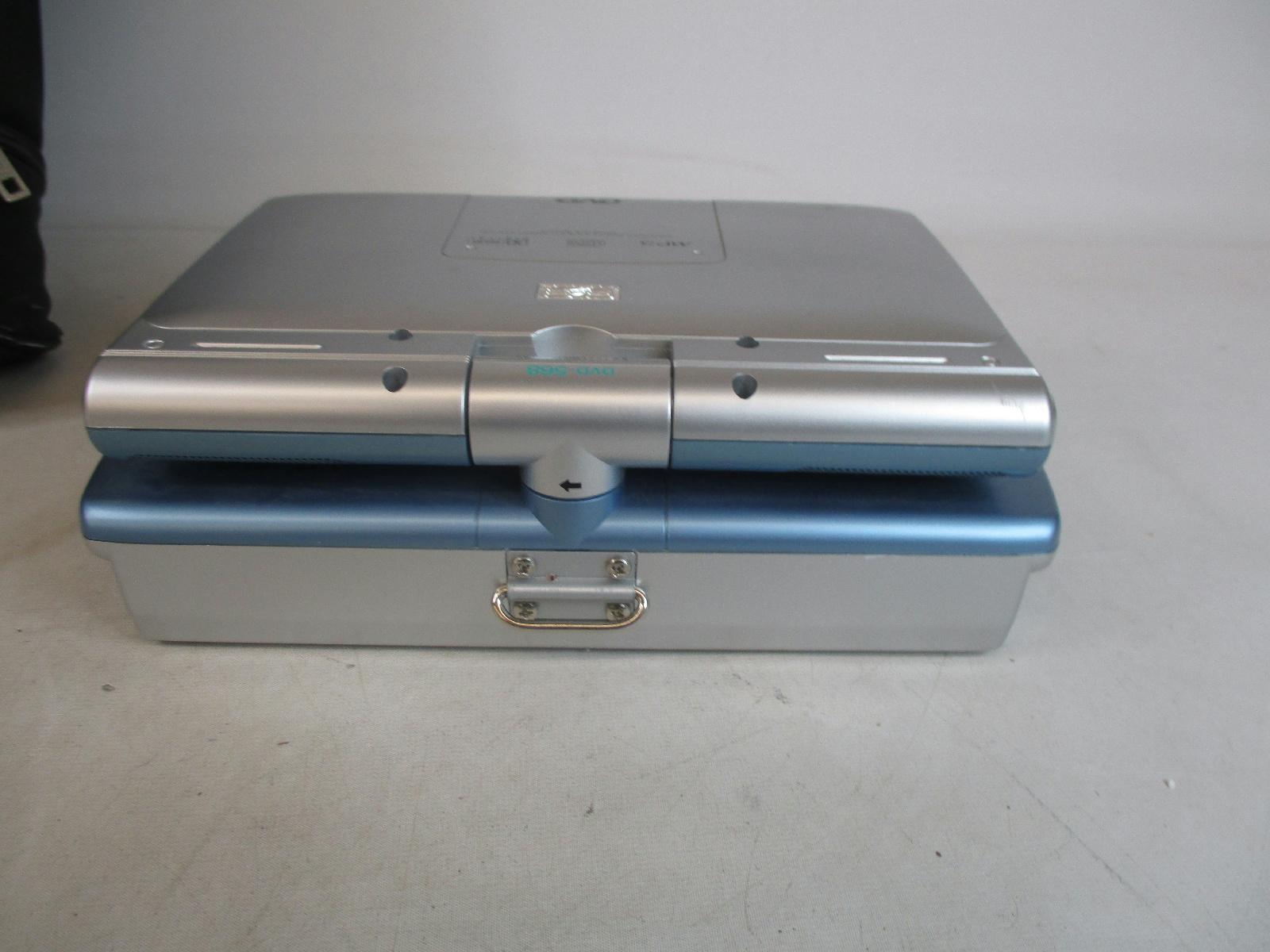 G2g gear portable dvd player