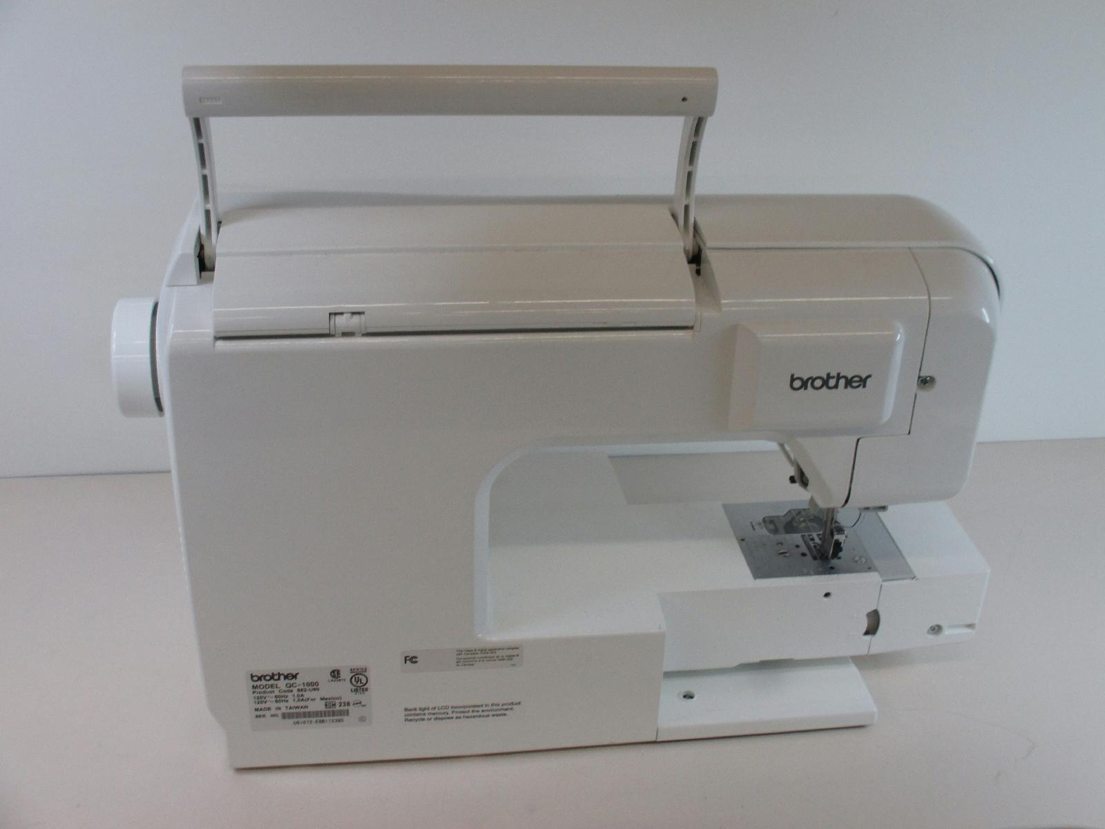 qc1000 sewing machine