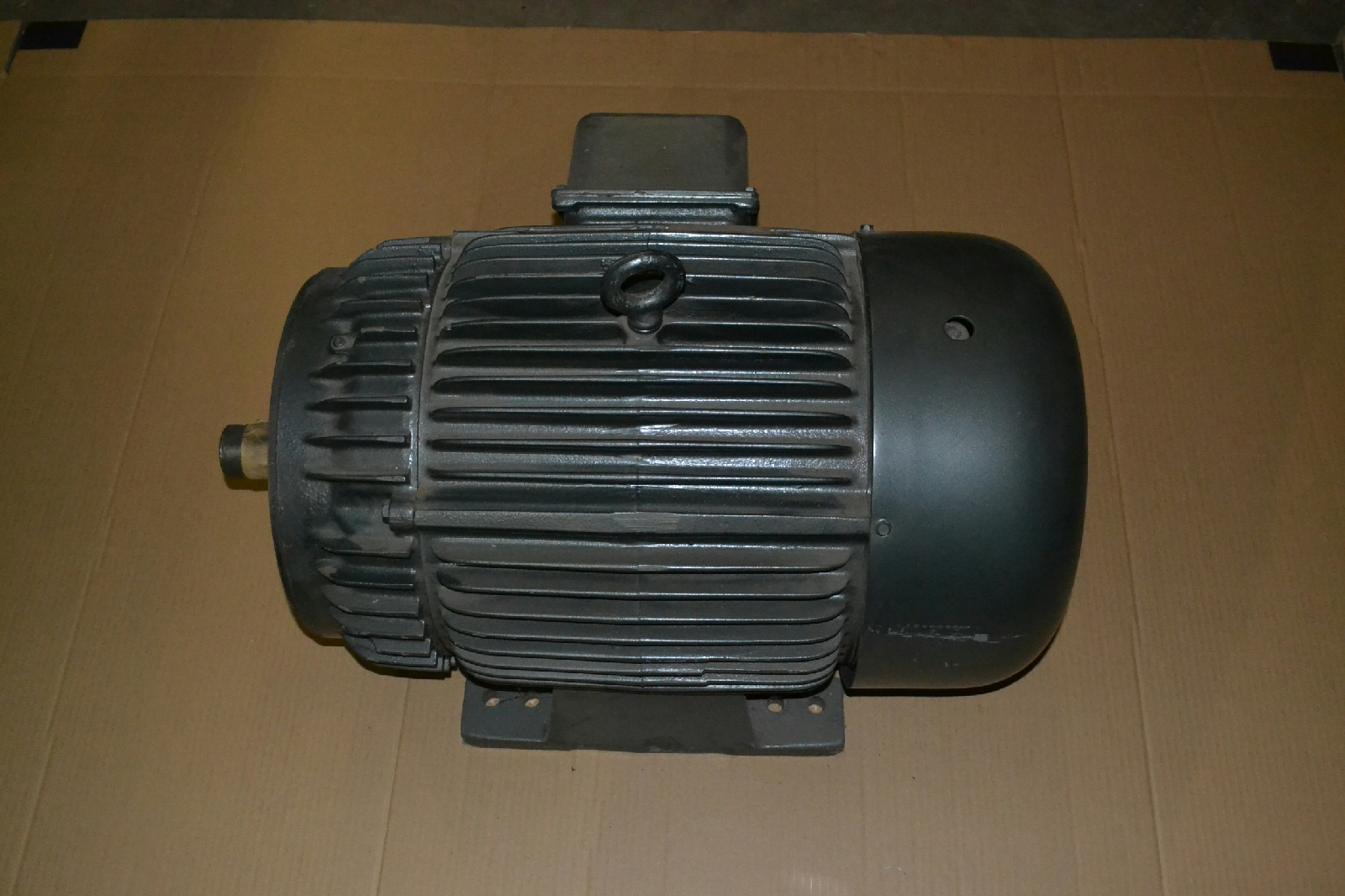 Lincoln Electric 50hp Motor 230 460v 112 56a 3540rpm Tefc