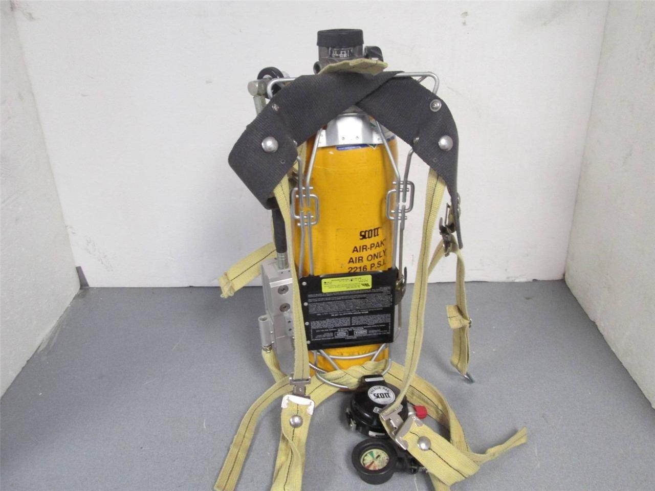 Scott Air Pak 30 Min Self Contained Breathing Apparatus W
