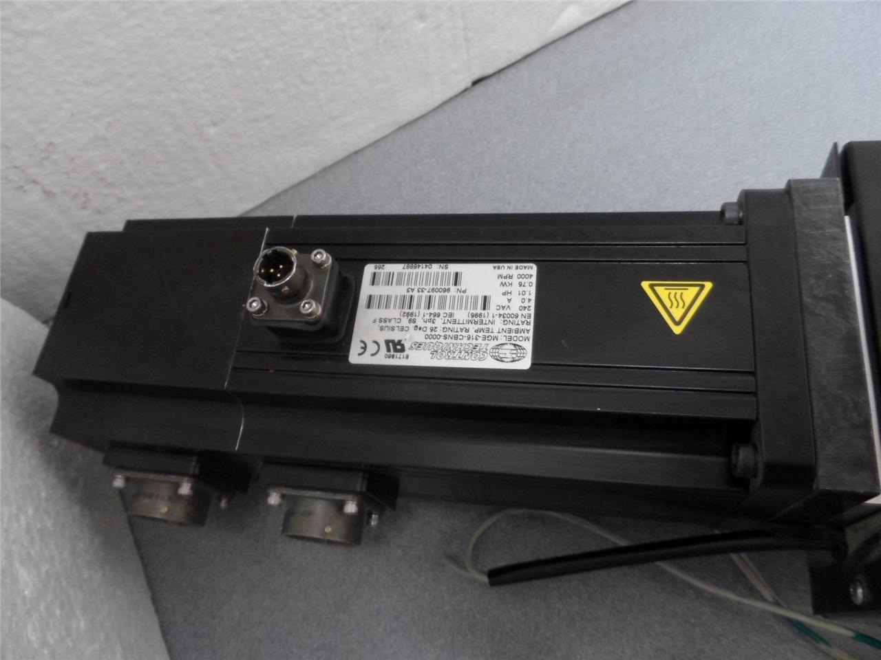 control techniques servo motors pdf