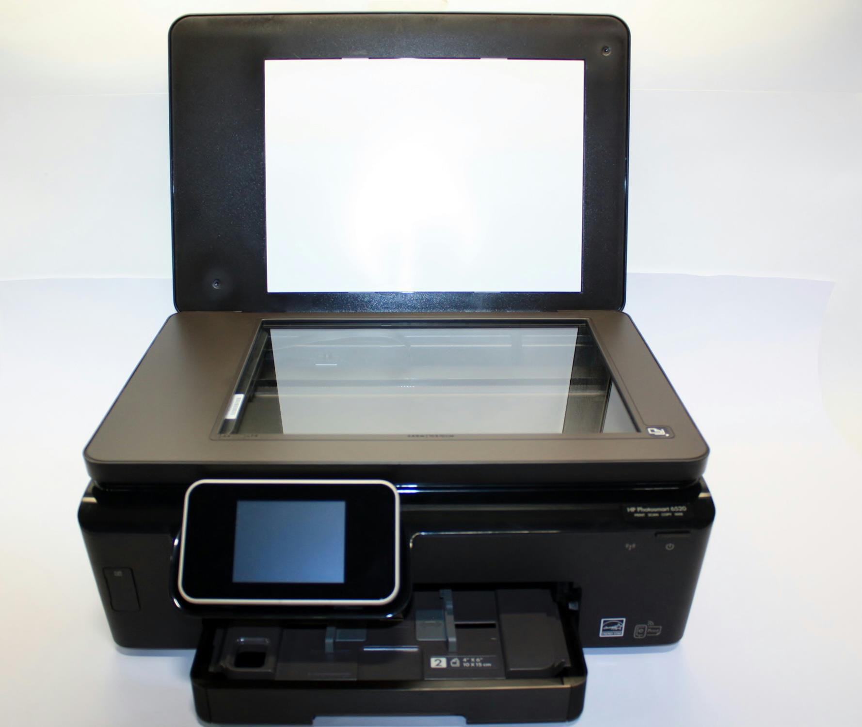 hp 6520 printer user manual