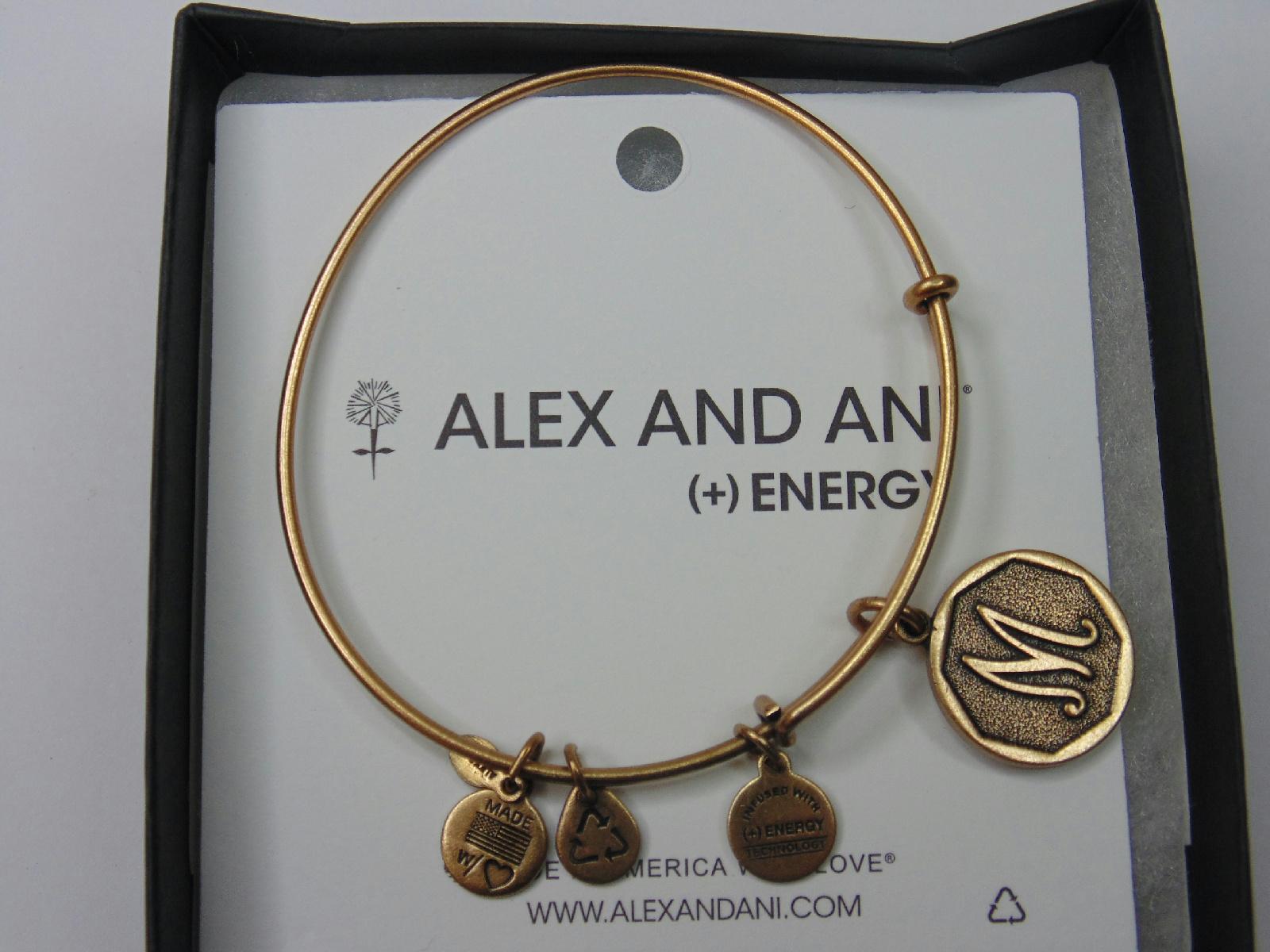 alex and ani positive energy jewelry bangle bracelet charm