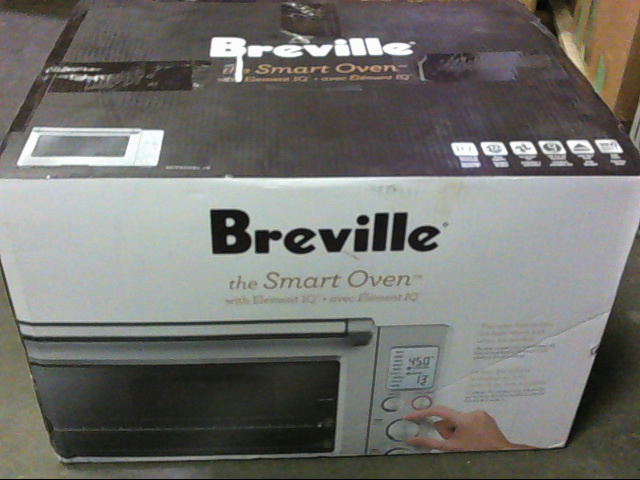 Breville Countertop Convection Oven Warranty : ... The item does not carry any manufacturer warranty, even if sold as new