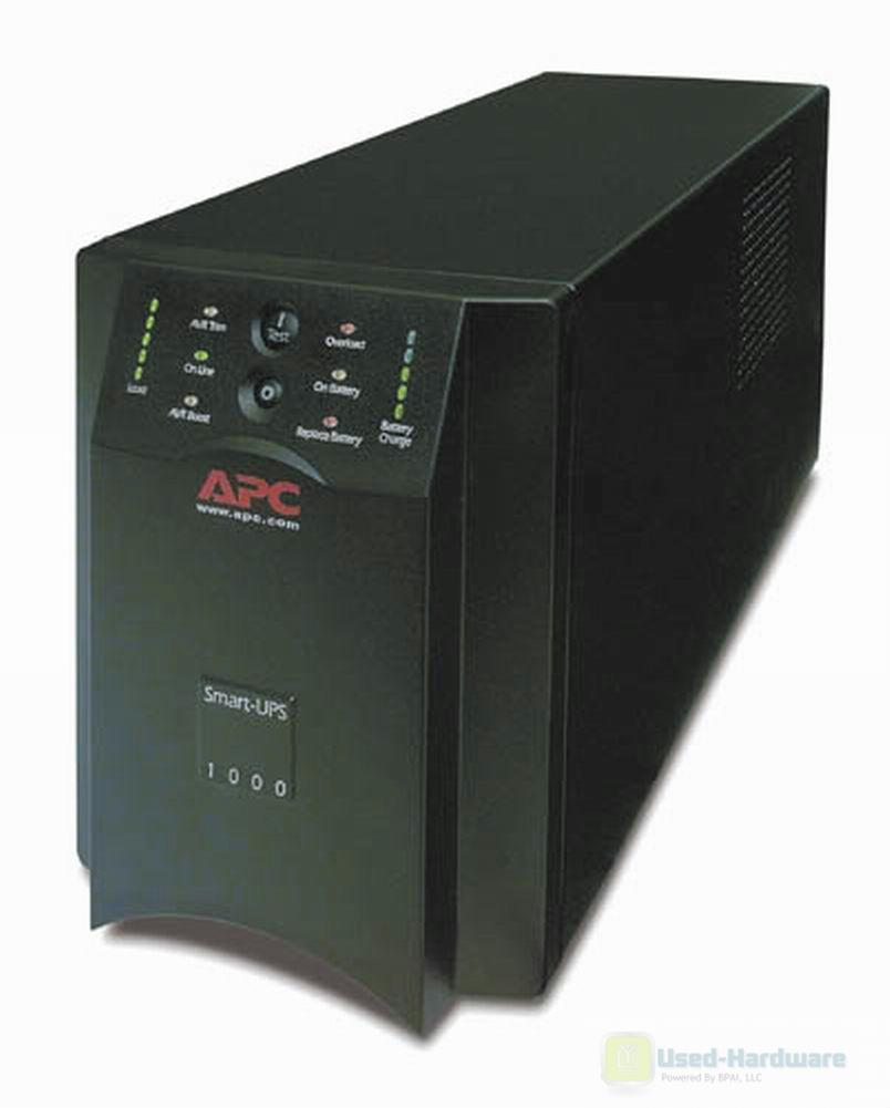 Apc Sua1000 Smart Ups Tower 1000va 670w 120v Instock901
