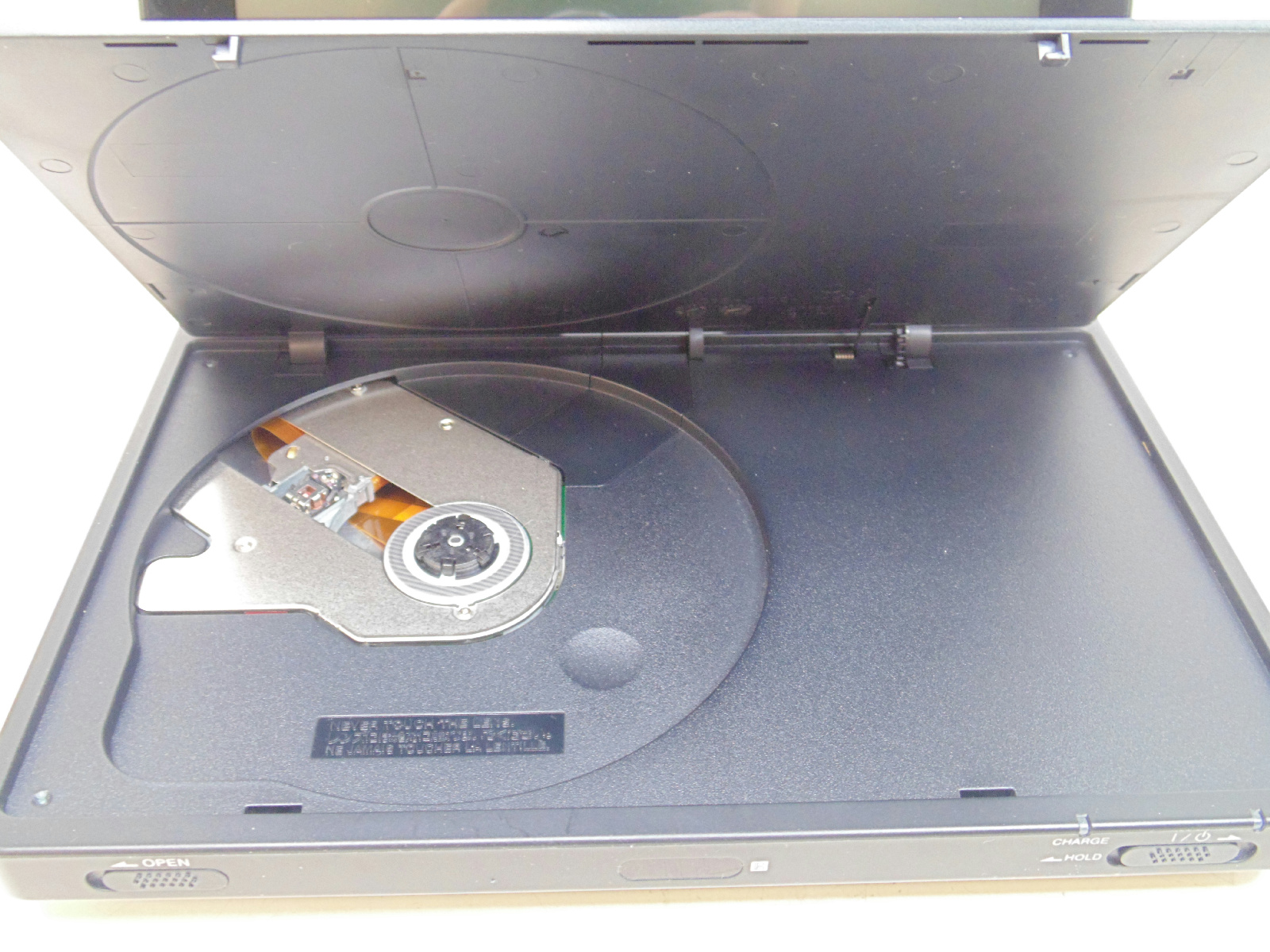 Sony Portable CD DVD Player DVP FX810 8