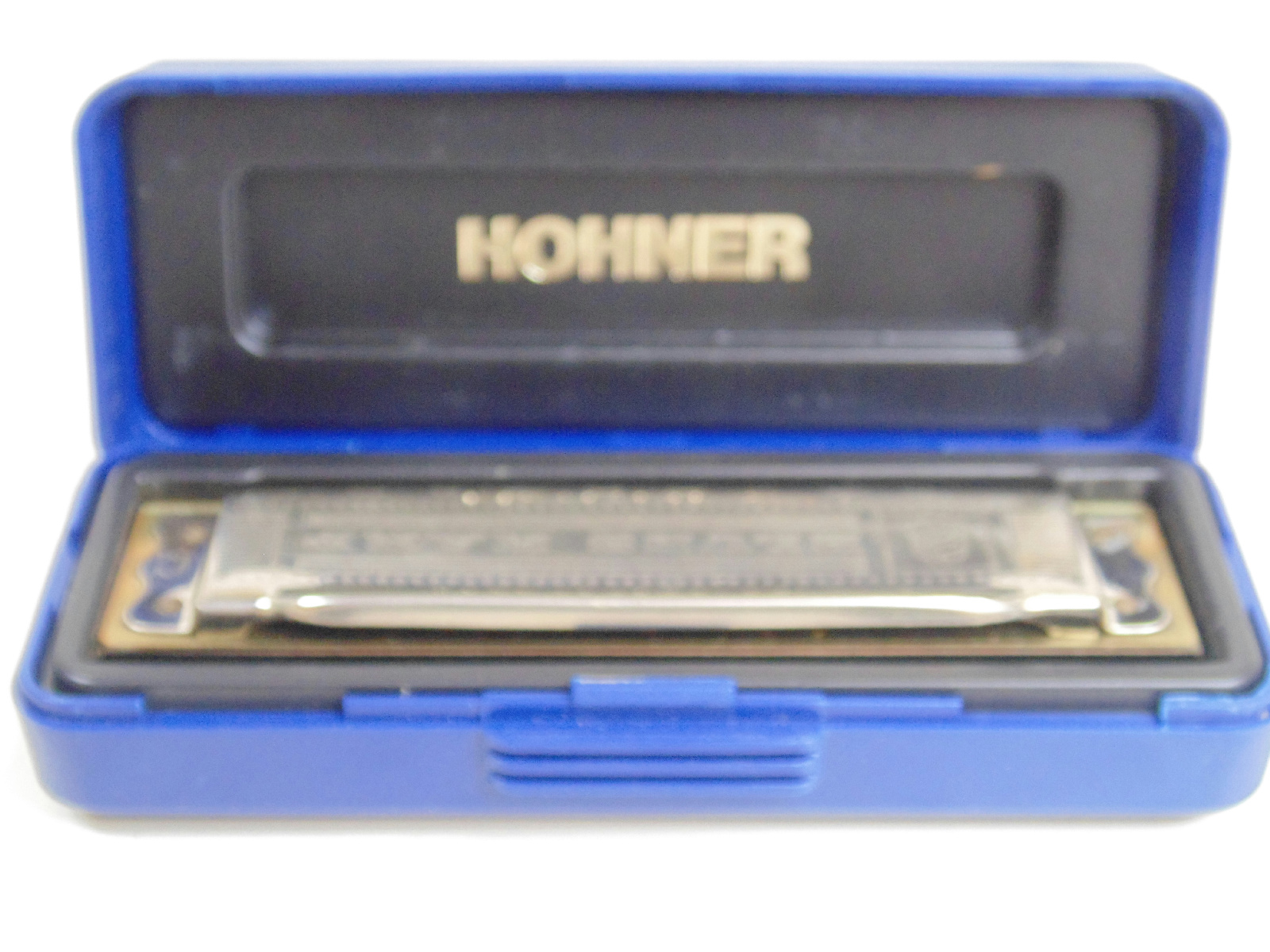 M Hohner Blues Harp Harmonica Made in Germany Key of C : eBay