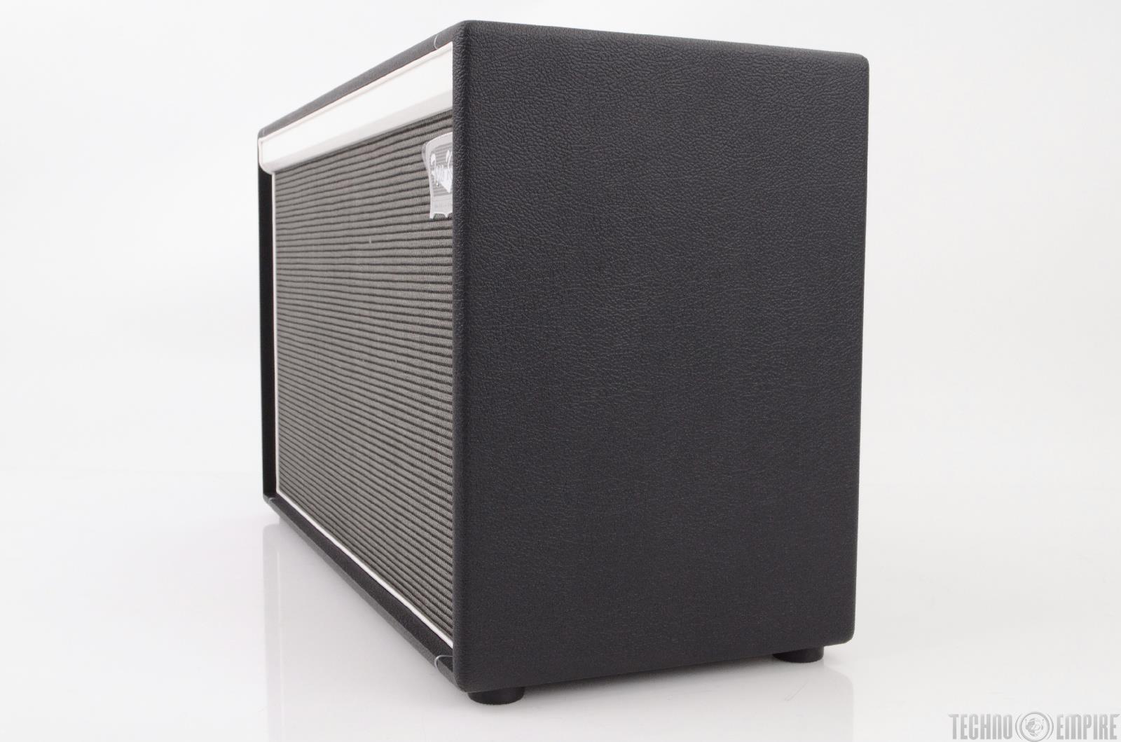 tone king royalist 2x12 guitar speaker cabinet new b stock unloaded 21807 ebay. Black Bedroom Furniture Sets. Home Design Ideas