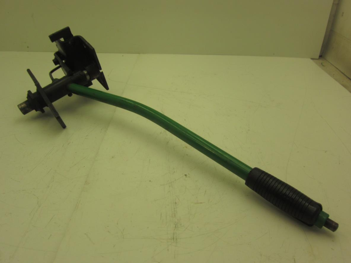 Fork Lift Lever Functions : John deere lawn tractor lift lever assmebly m