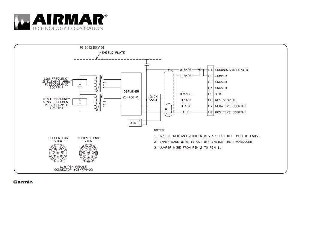 Garmin 7 Pin Wiring Diagram Free For You 4 To Trailer Nmea 0183 19 Chartplotter Bargman Dodge