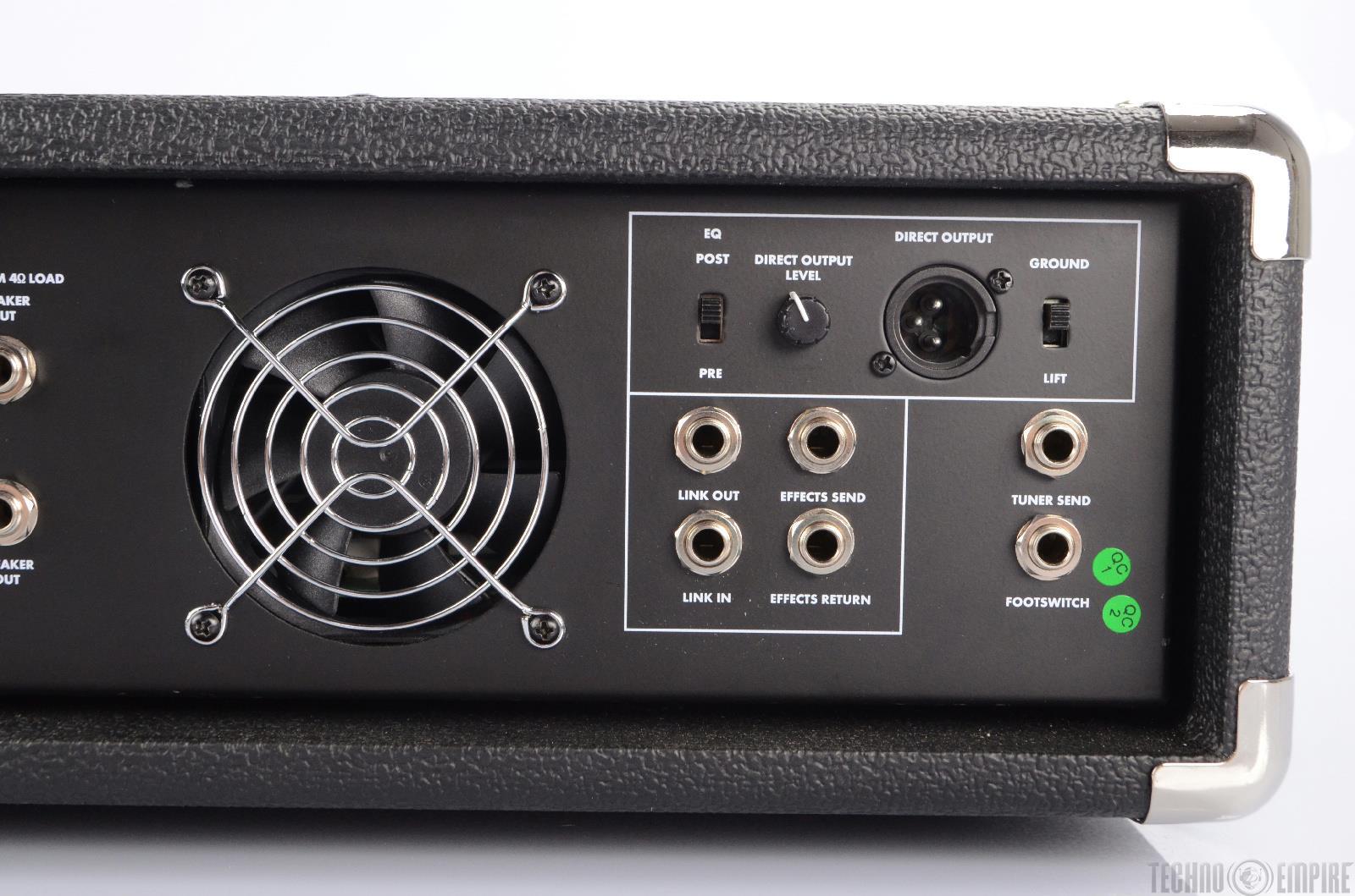 acoustic b800h 800w bass guitar amplifier amp head new 21830 ebay. Black Bedroom Furniture Sets. Home Design Ideas