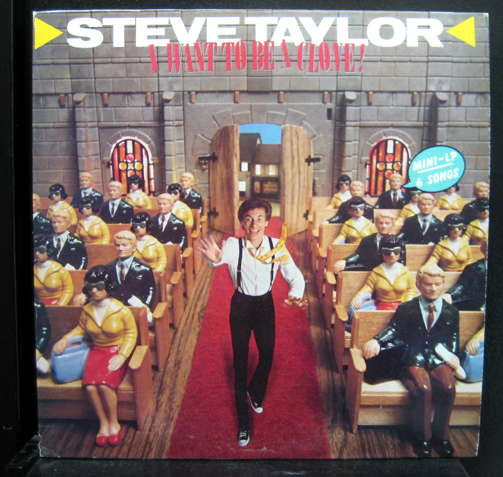 Steve Taylor And The Perfect