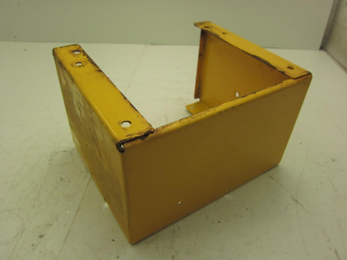 Tractor Fender Tool Box Mounted : Cub cadet hydro tractor fender mounting box b