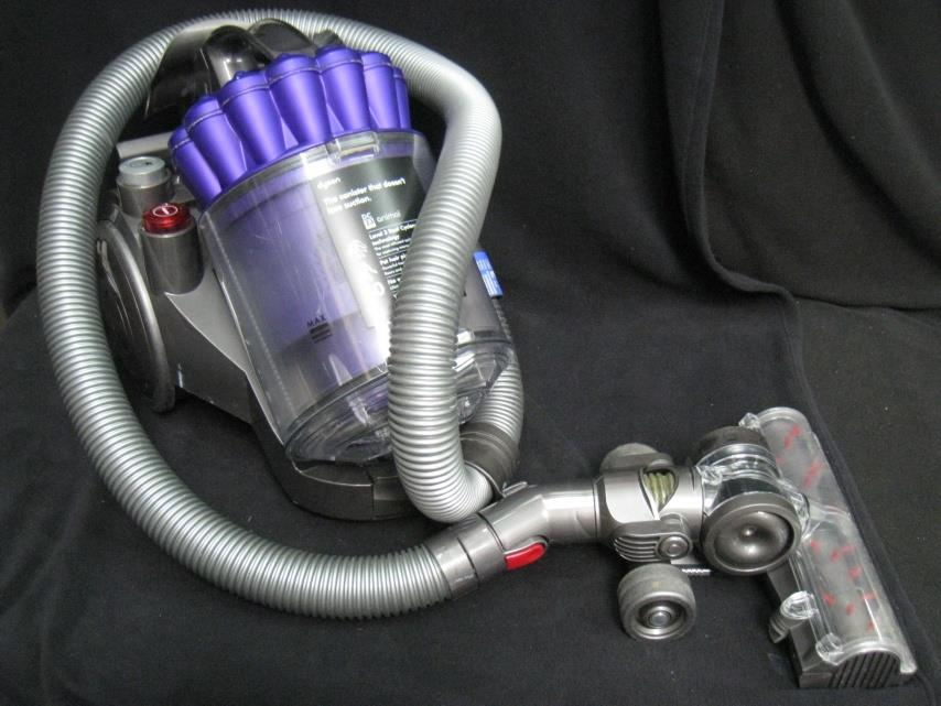 dyson dc23 turbinehead canister vacuum animal ebay. Black Bedroom Furniture Sets. Home Design Ideas