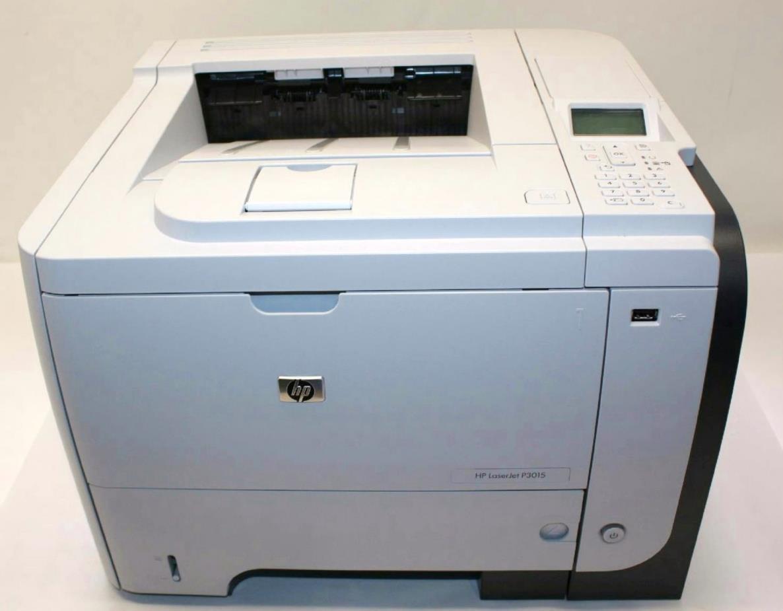hp laserjet p3015dn printer specification pdf