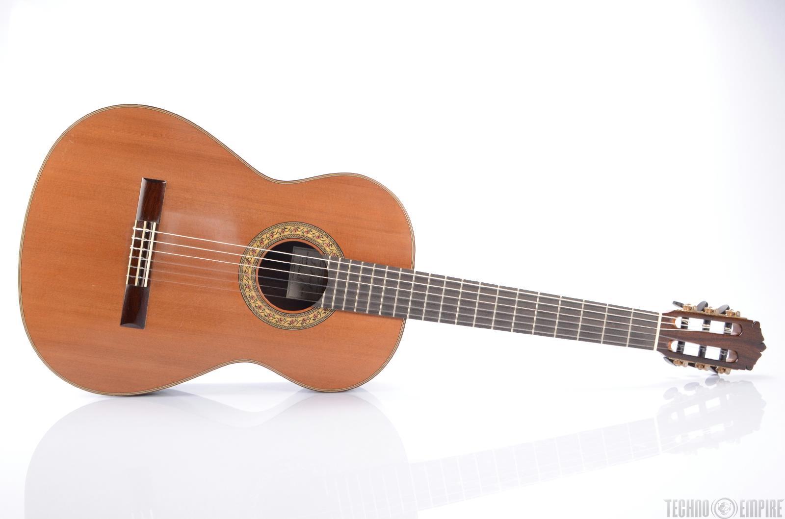2005 Howell & Forsyth No. CC 4 Concert Classical Guitar w/ TKL Case #21740