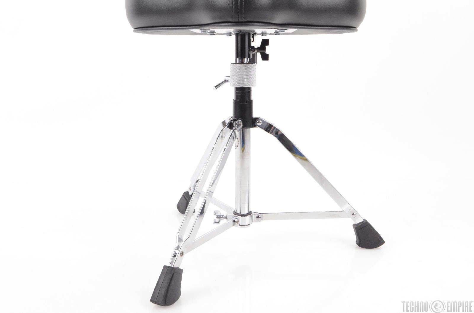roc n soc mss o w b manual spindle short original seat back drum throne 21719 ebay. Black Bedroom Furniture Sets. Home Design Ideas