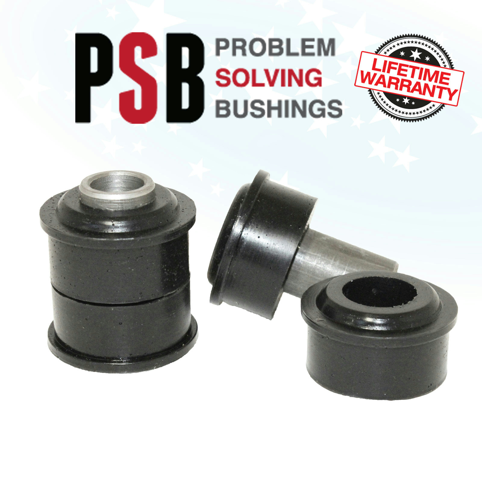 Details about Rear Lower Control Arm Bushing Kit Fits: 08-17 Nissan Rogue,  X-Trail - PSB 567