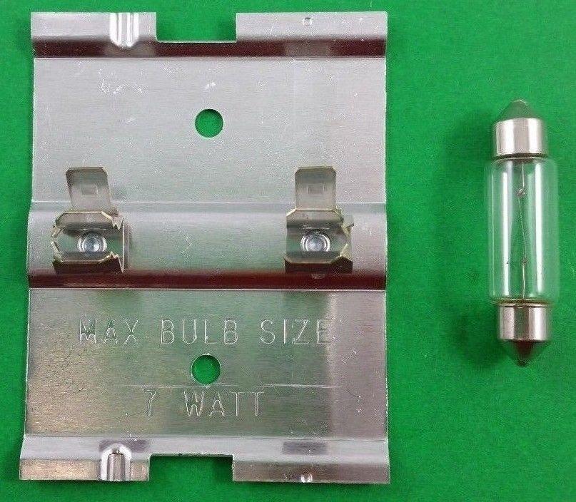 Norcold Rv Refrigerator Light Base 61629722 Amp 632545 Light
