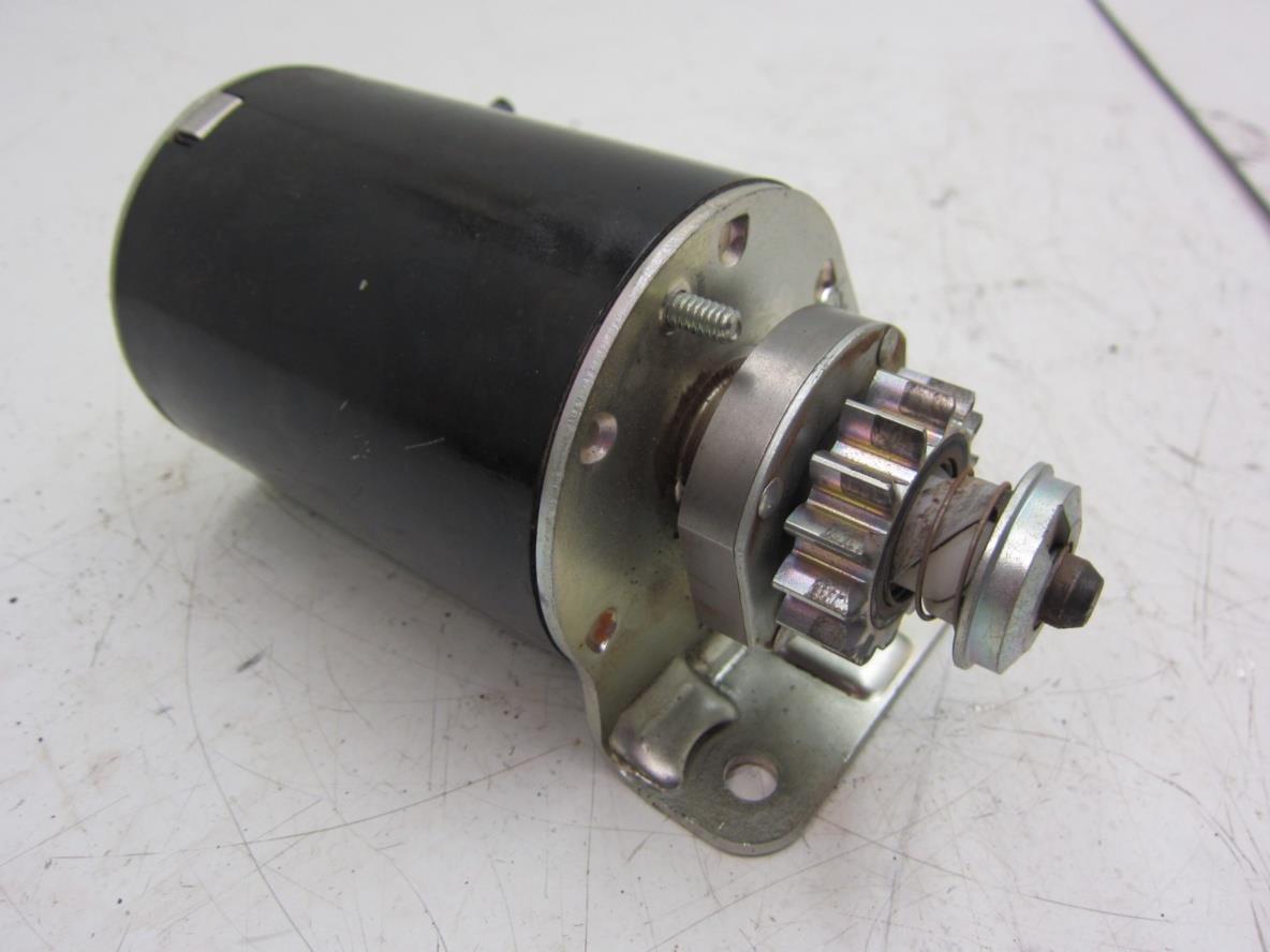 Briggs stratton craftsman 17 5hp engine 31r977 starter for Craftsman 17 5 hp motor