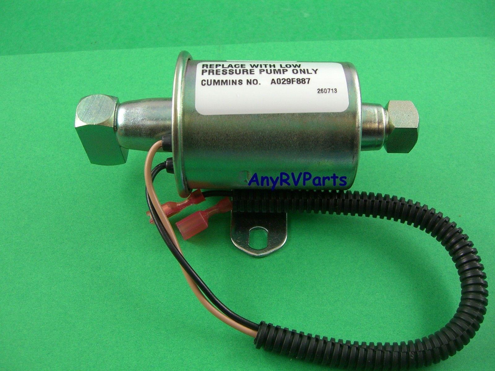 onan fuel pump yard garden outdoor living genuine onan generator 149 2620 marquis fuel pump a029f887 a047n929